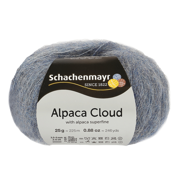 Schachenmayr Alpaca Cloud Heavenly