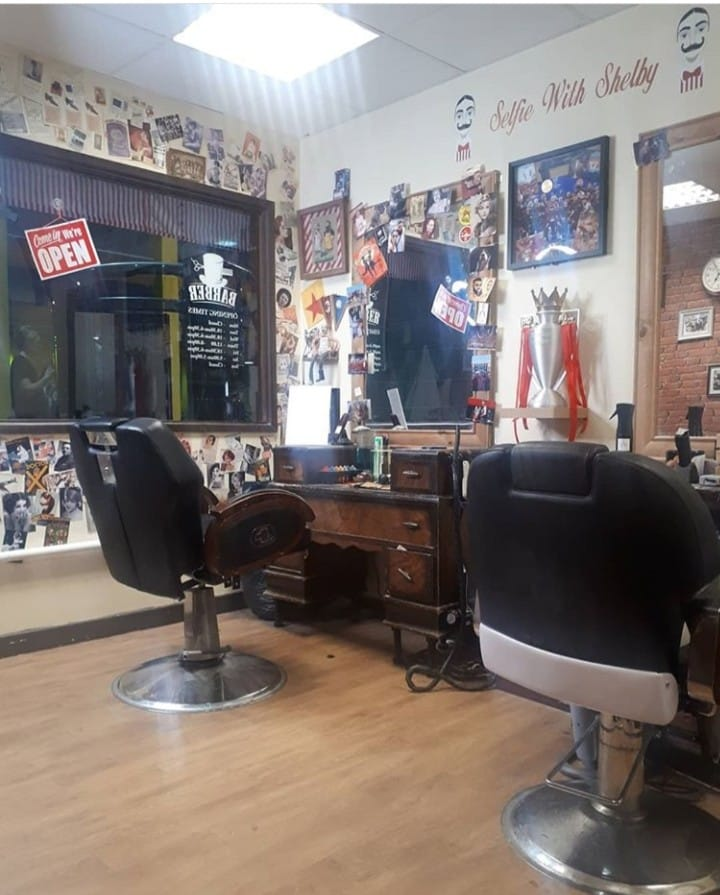 The Boardwalk Barbershop