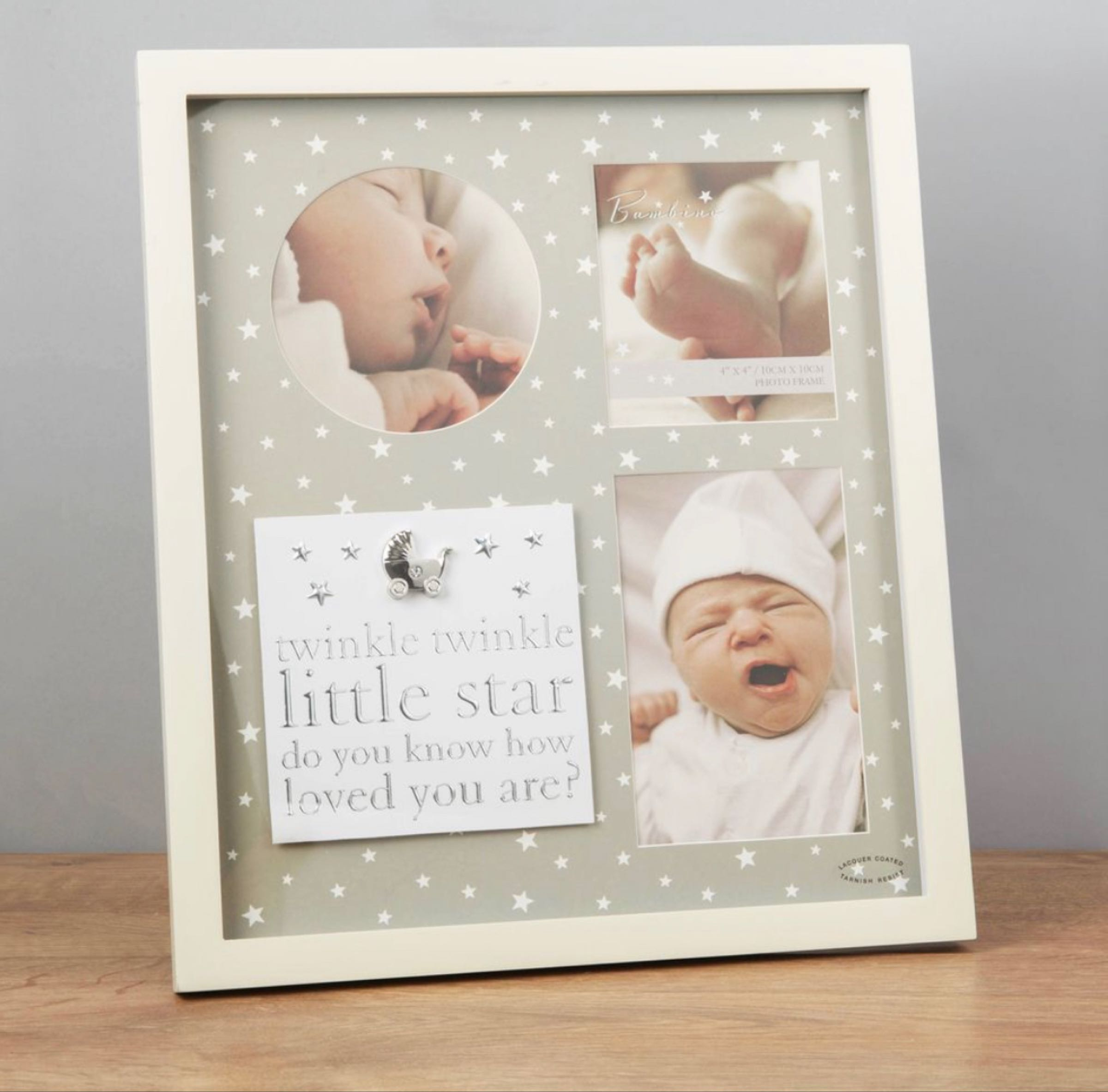 Twinkle Twinkle  Collage Frame