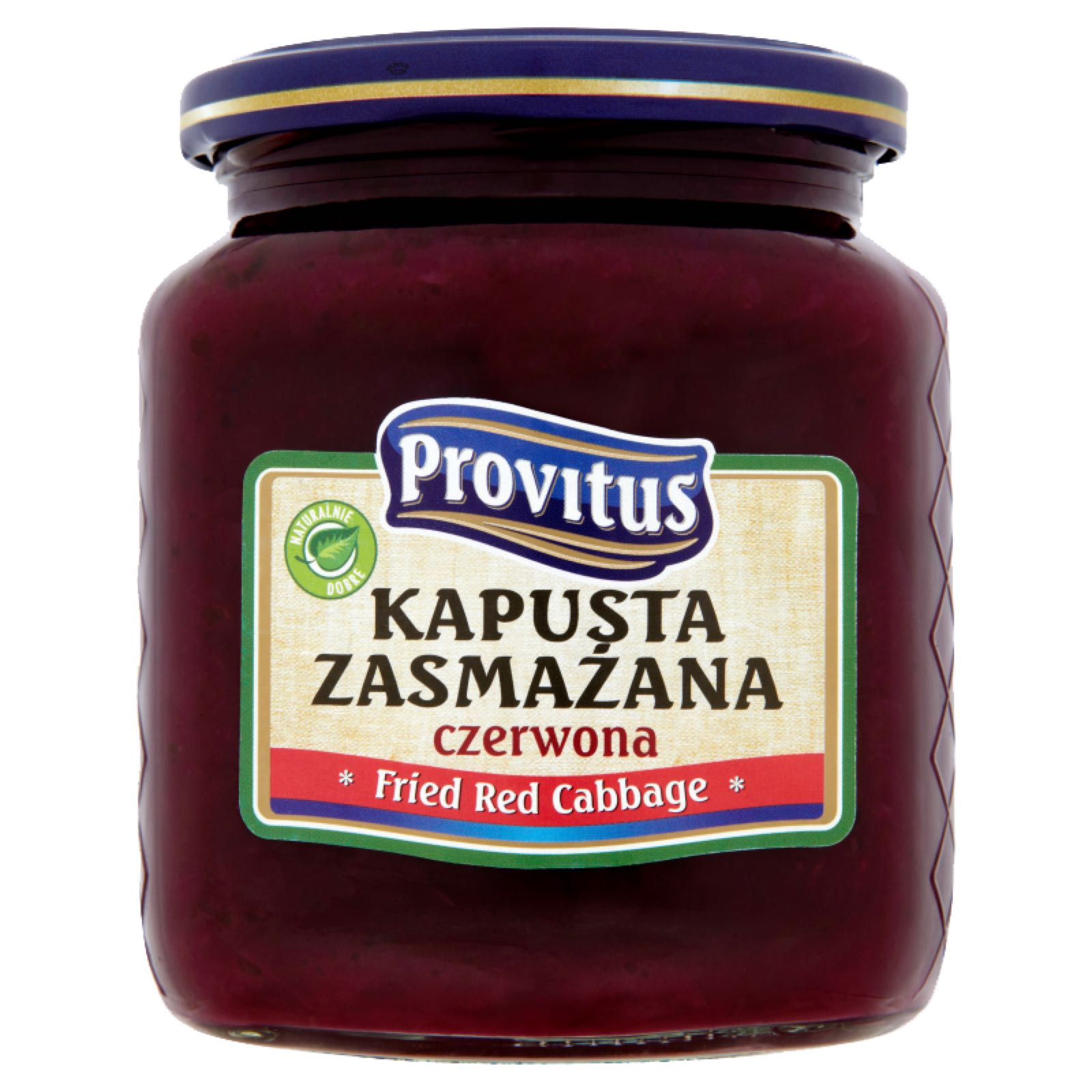 Paistettua punakaalia - Kapusta czerwona zasmazana Provitus 480g