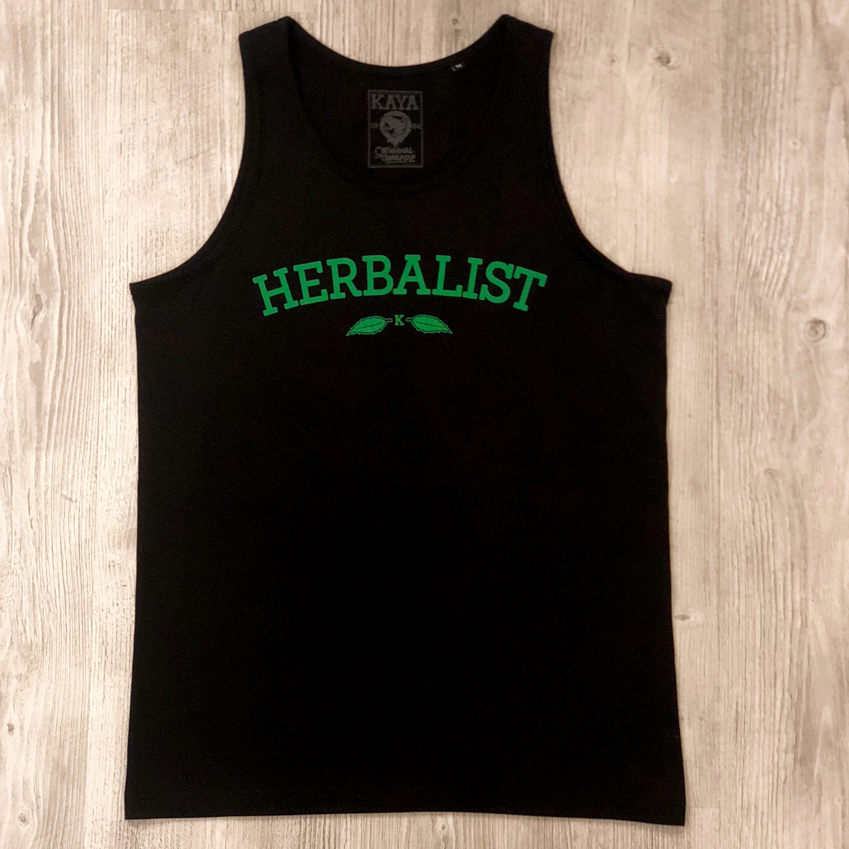 Herbalist Tank Uni