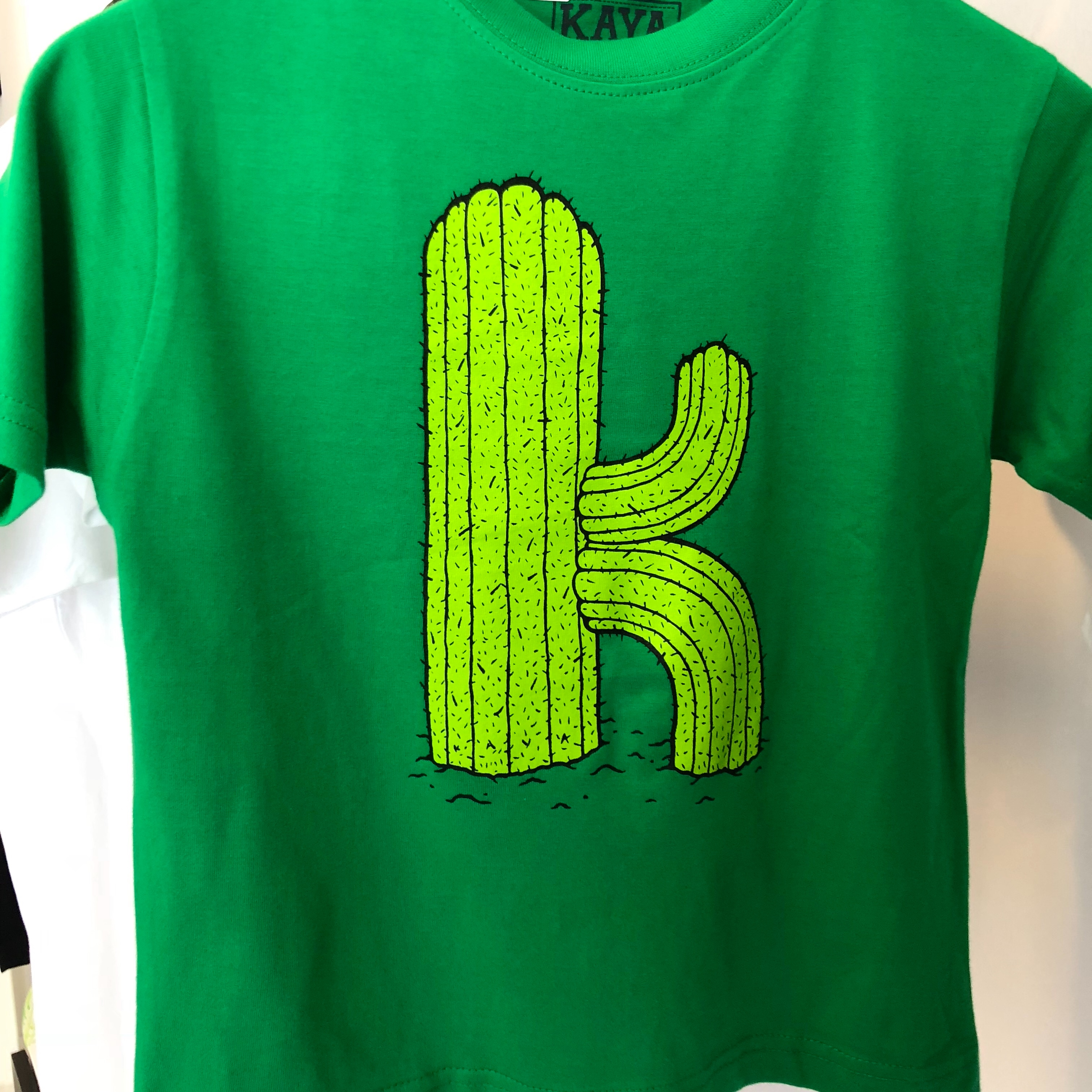 Kids Tee Kaktus