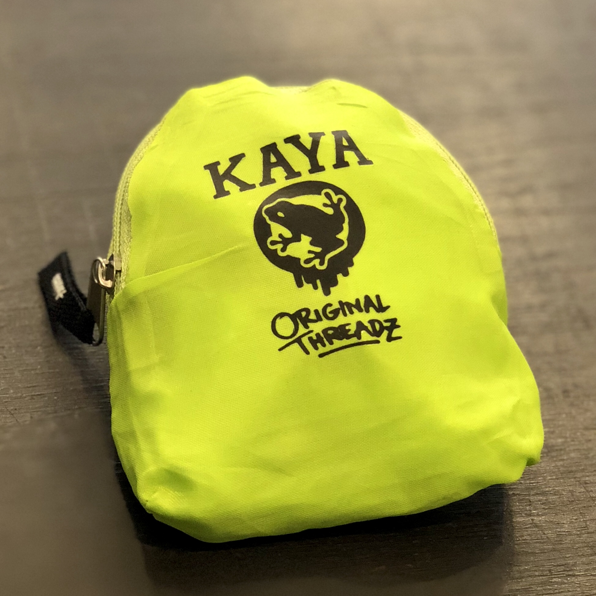 Foldable Bag Kaya Green