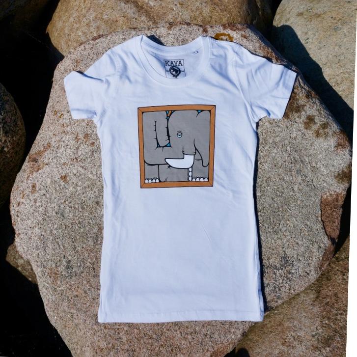 Elephant Gyal Tee