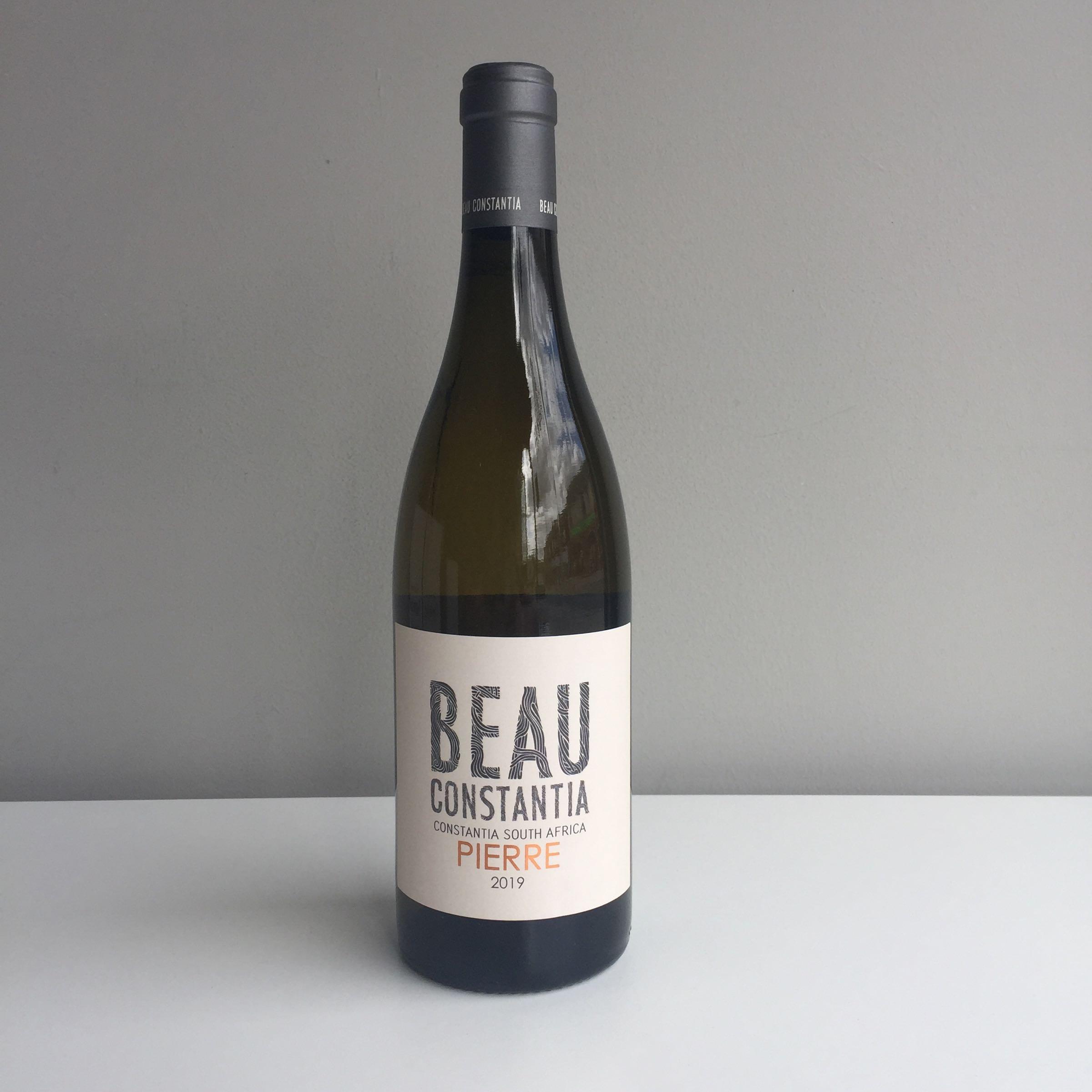 Beau Constantia 'Pierre' Sauvignon Blanc, Semillon