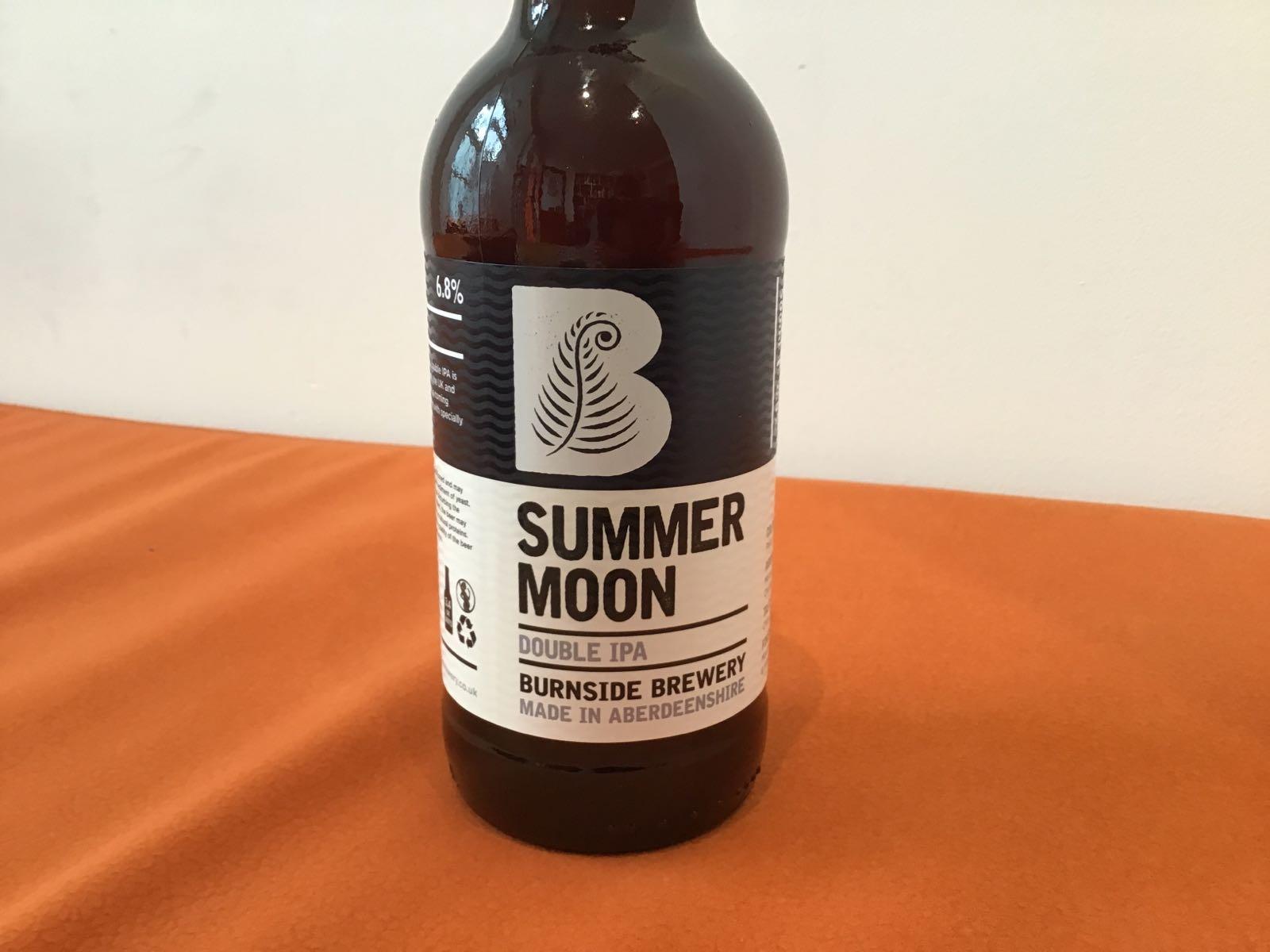 Burnside Brewery: Summer Moon