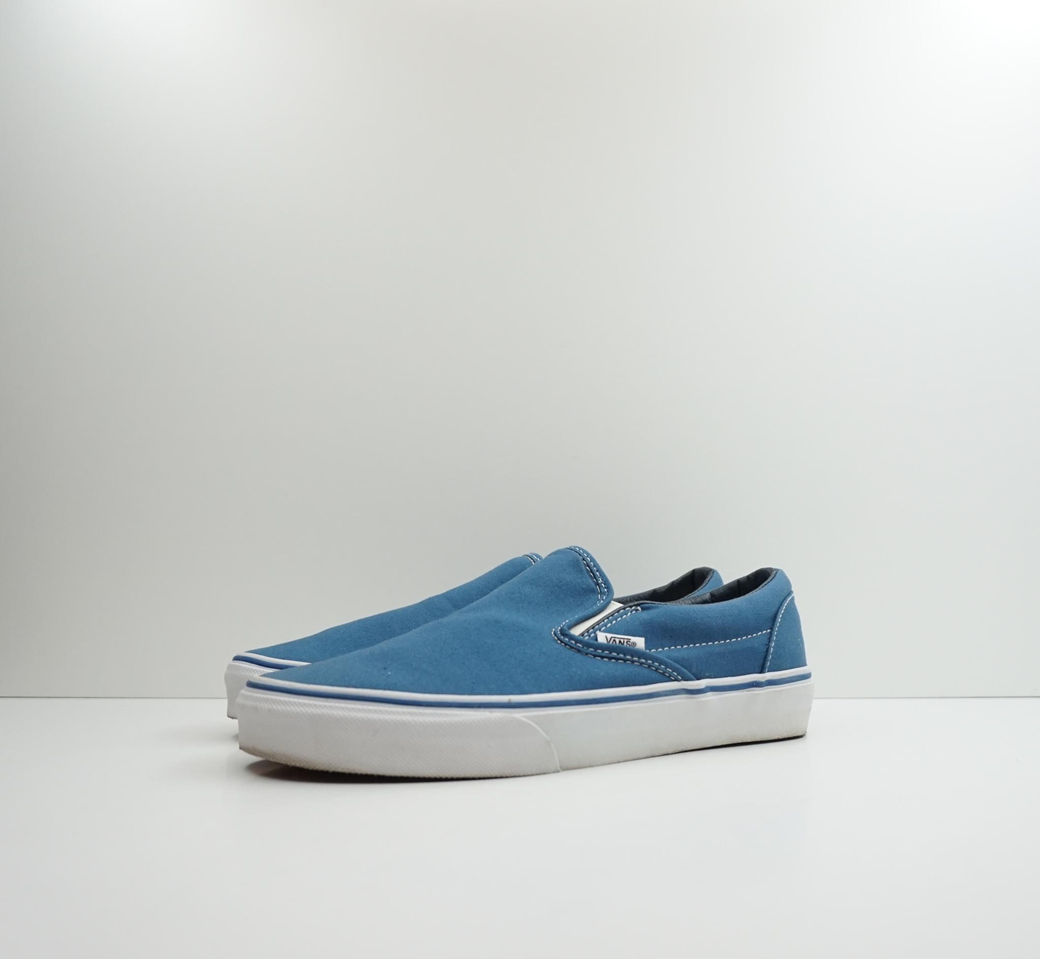 Vans Slip On Blue