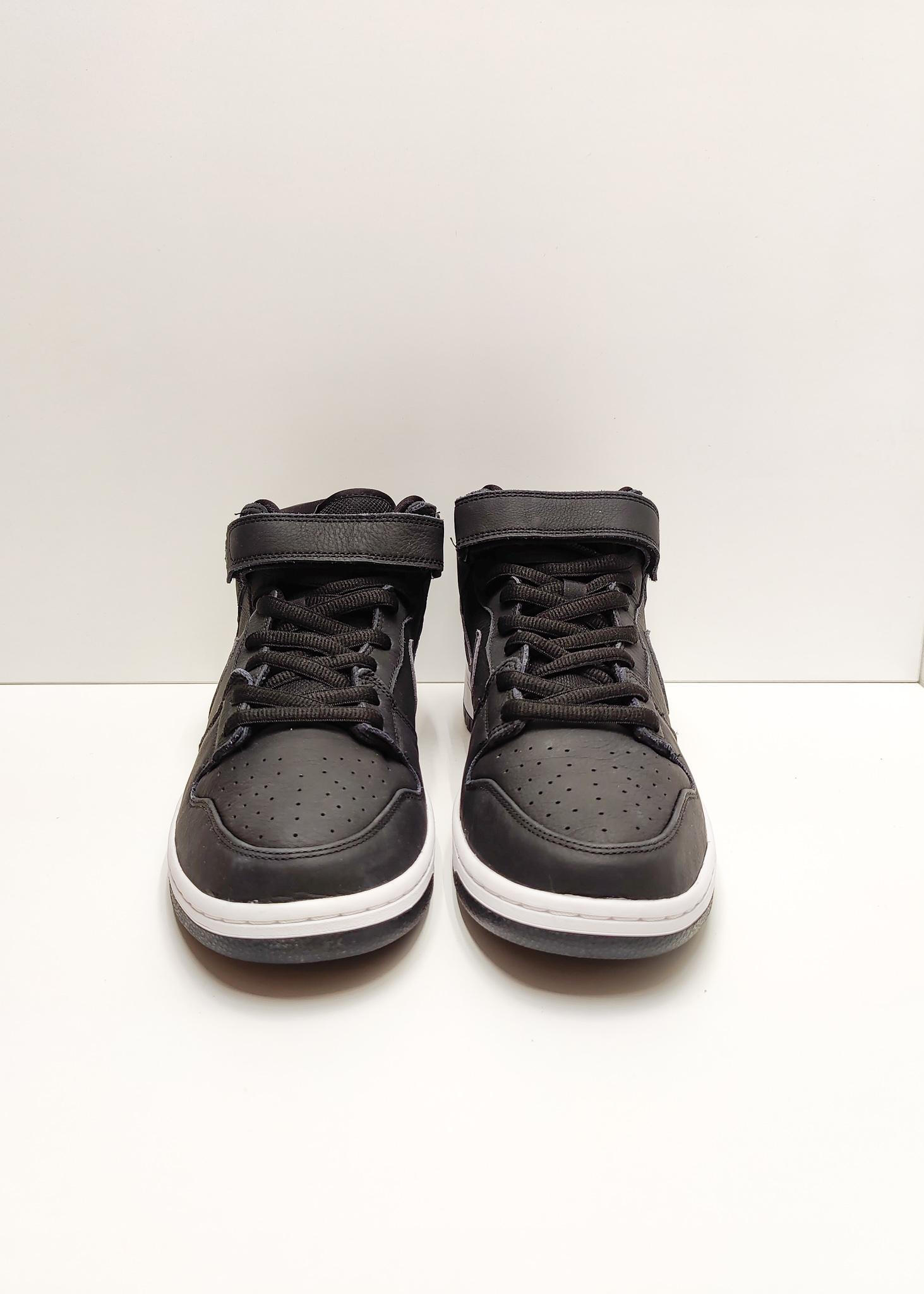 Nike SB Dunk Mid ISO Orange Label