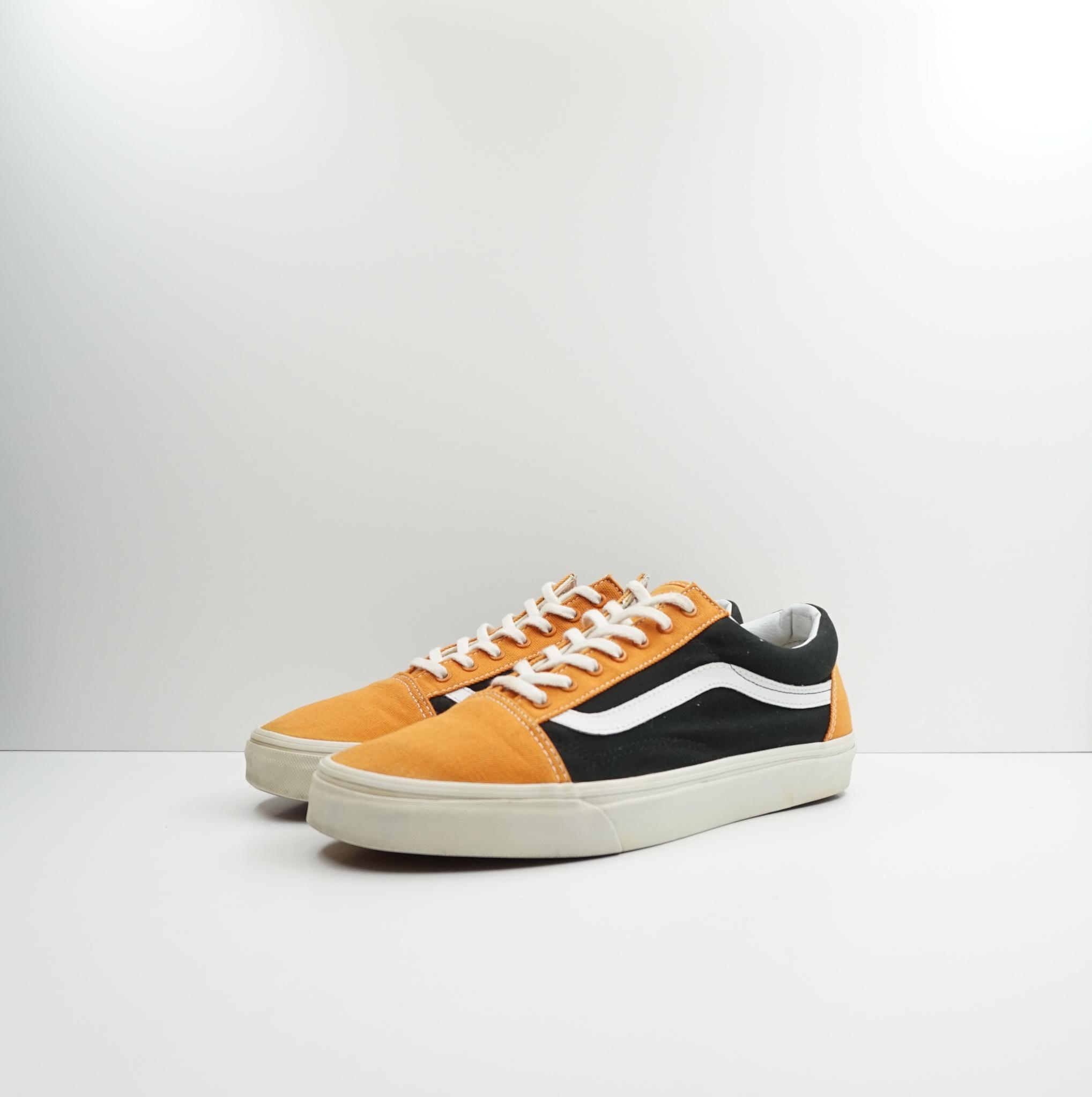 Vans Old Skool Orange/Black