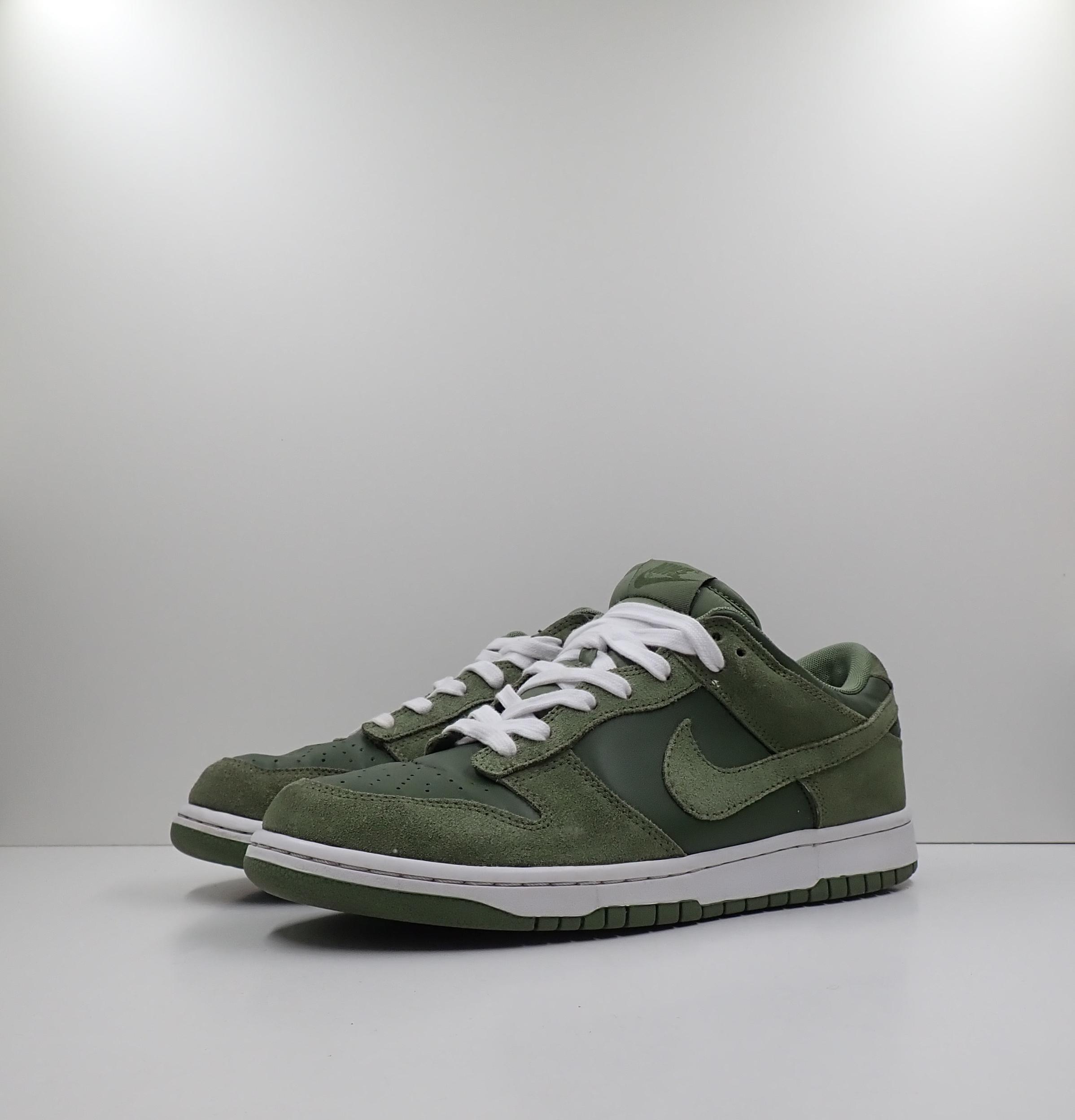 Nike Dunk Low Palm Green