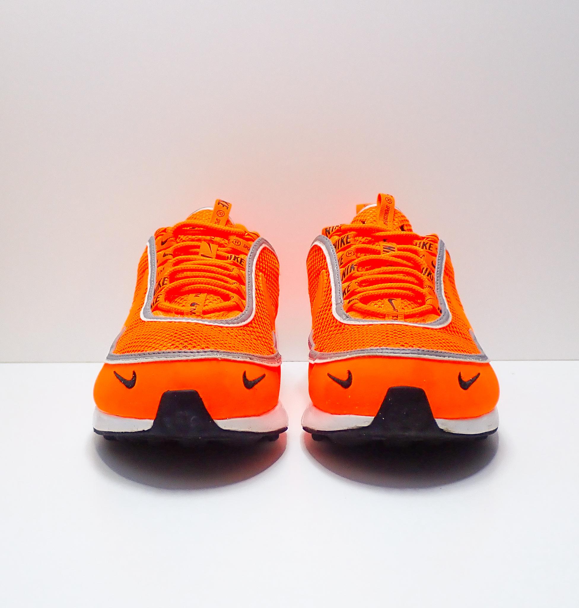 Nike Air Zoom Spiridon 16 Overbranding Total Orange