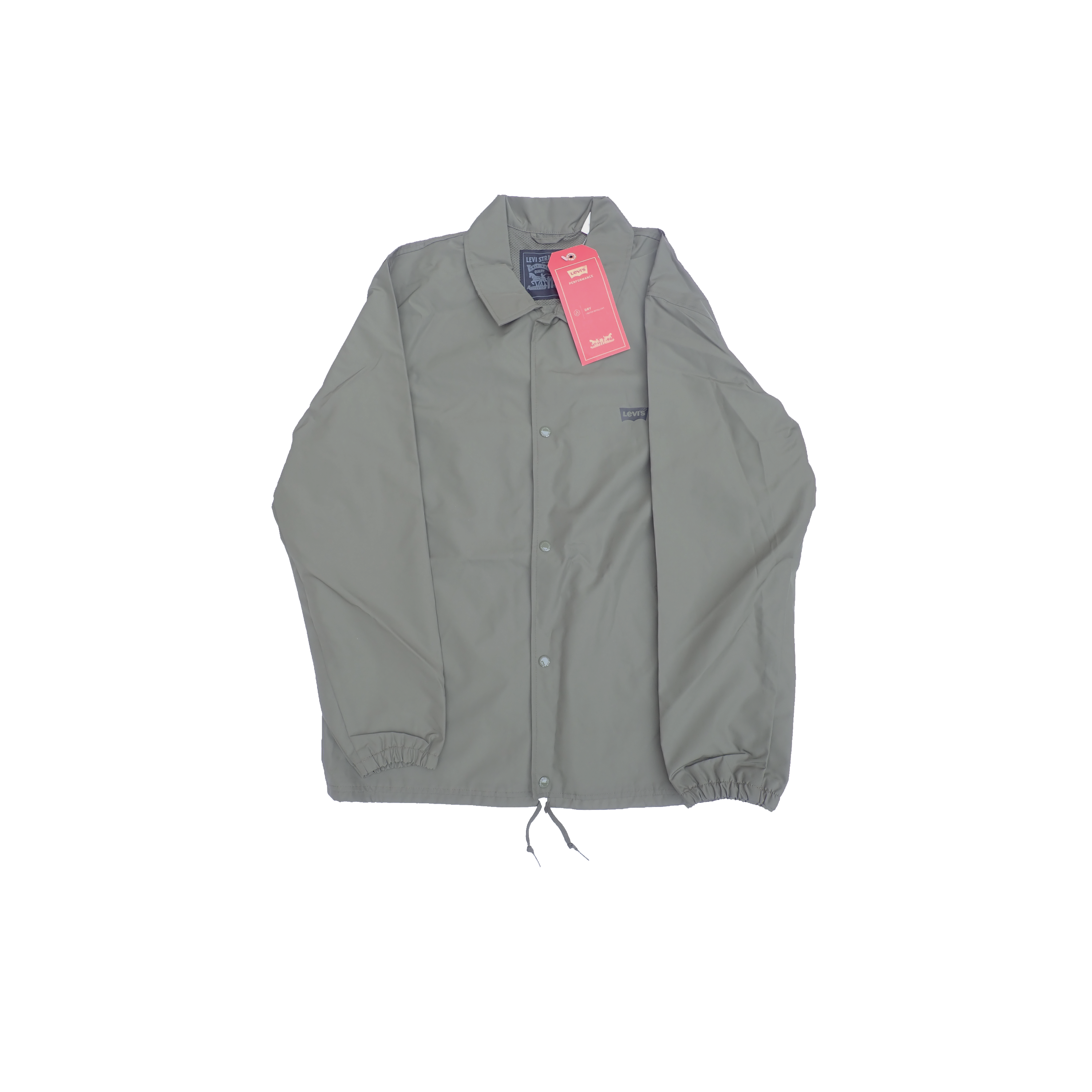Levis Green Coach Jacket