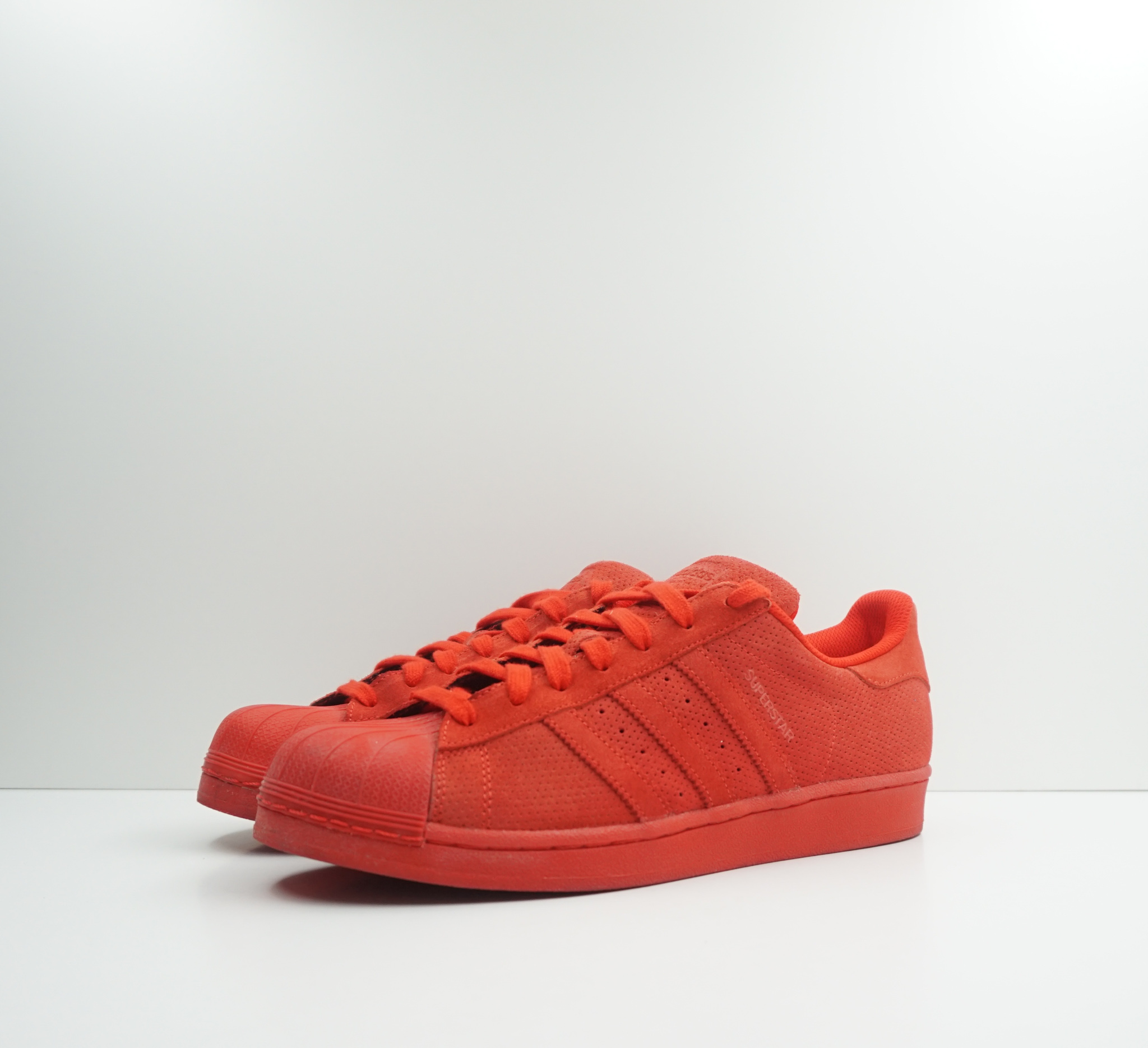Adidas superstar RT Red