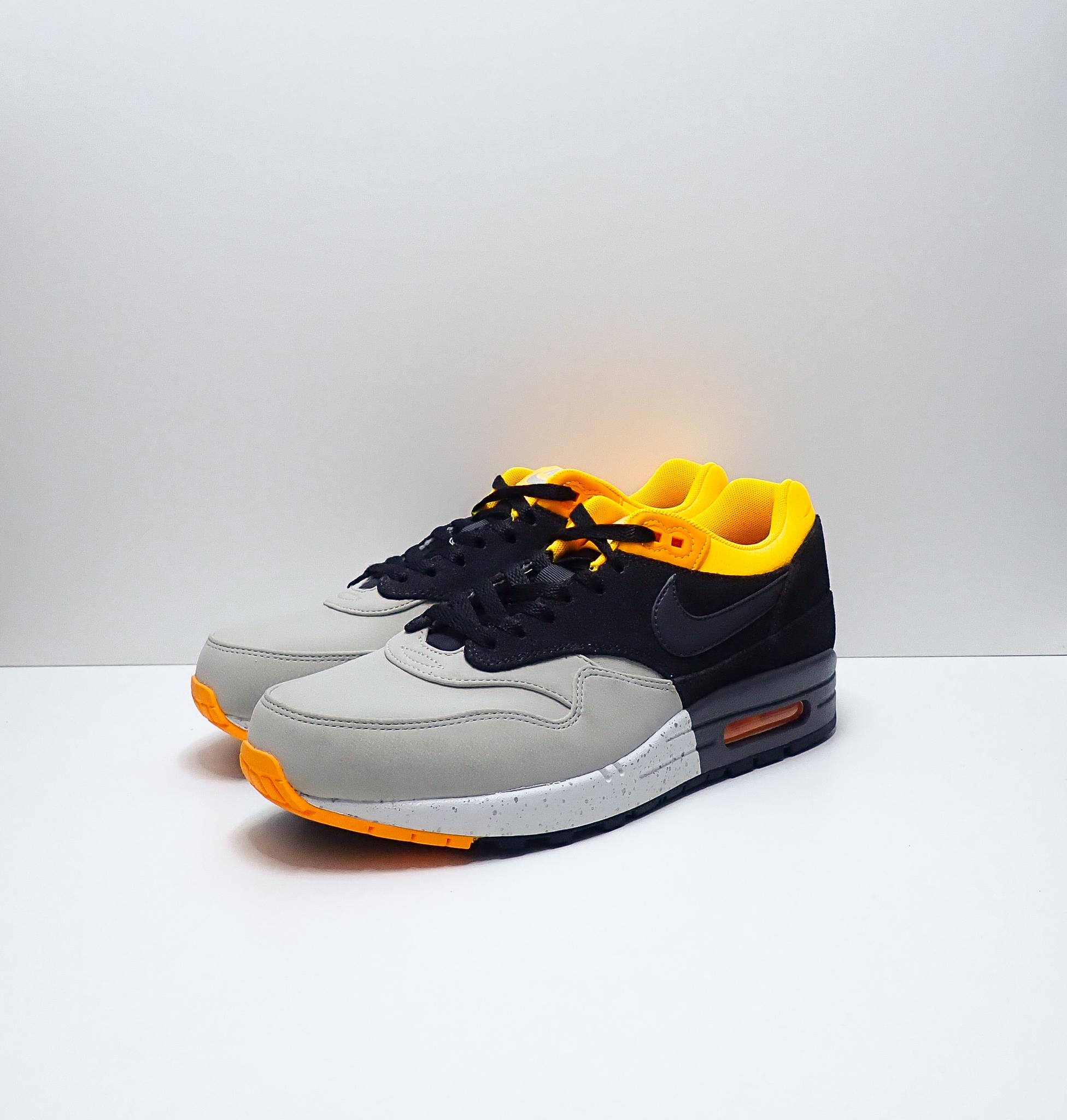 Nike Air Max 1 Premium Pale Grey Charcoal