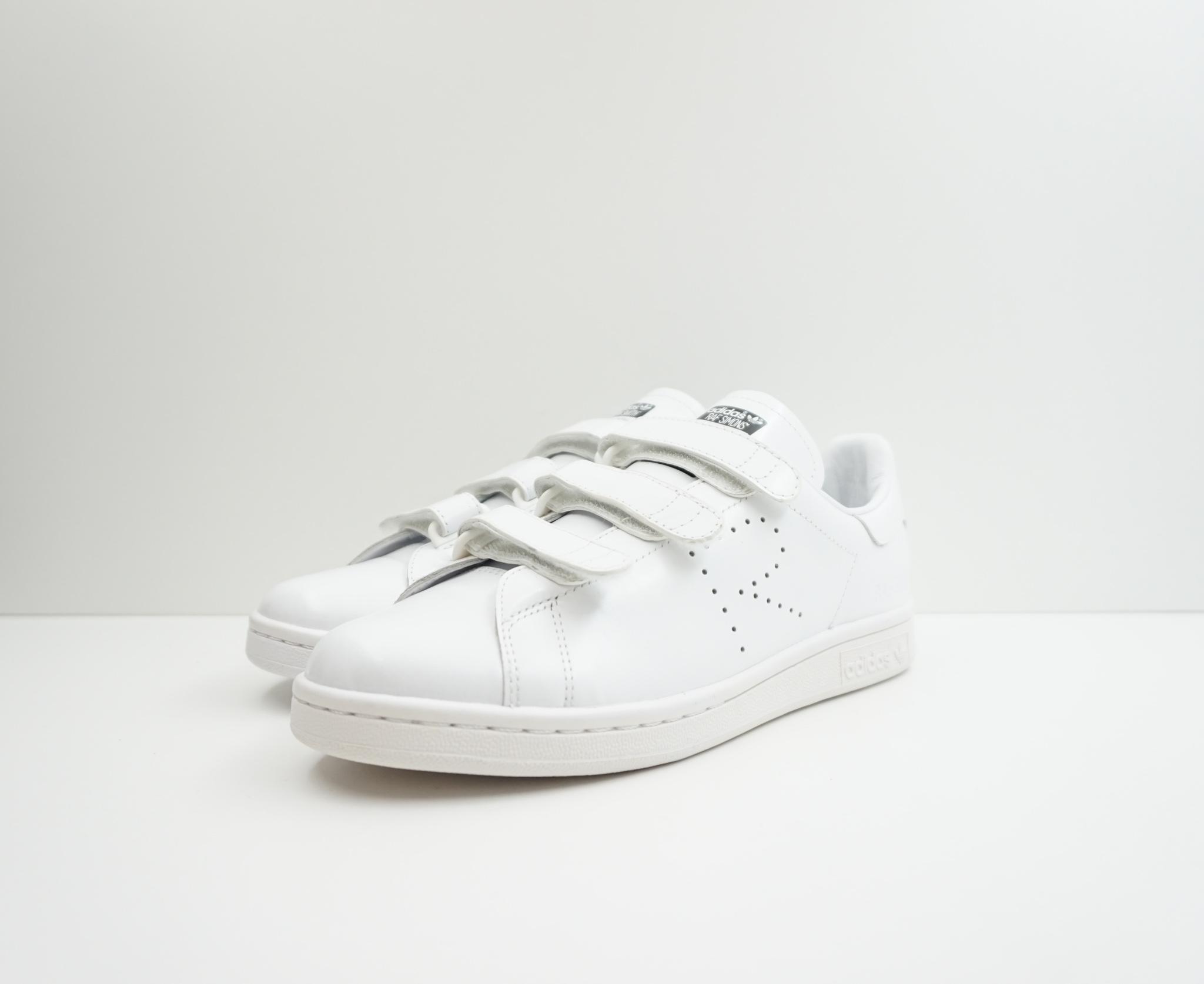 Adidas Stan Smith x Raf Simons Comfort White