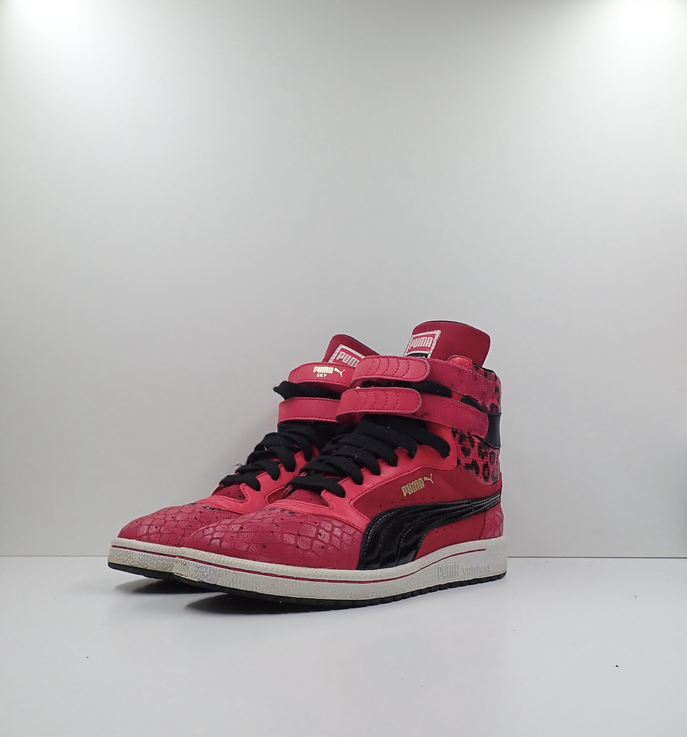 Puma Sky II Hi Animal W