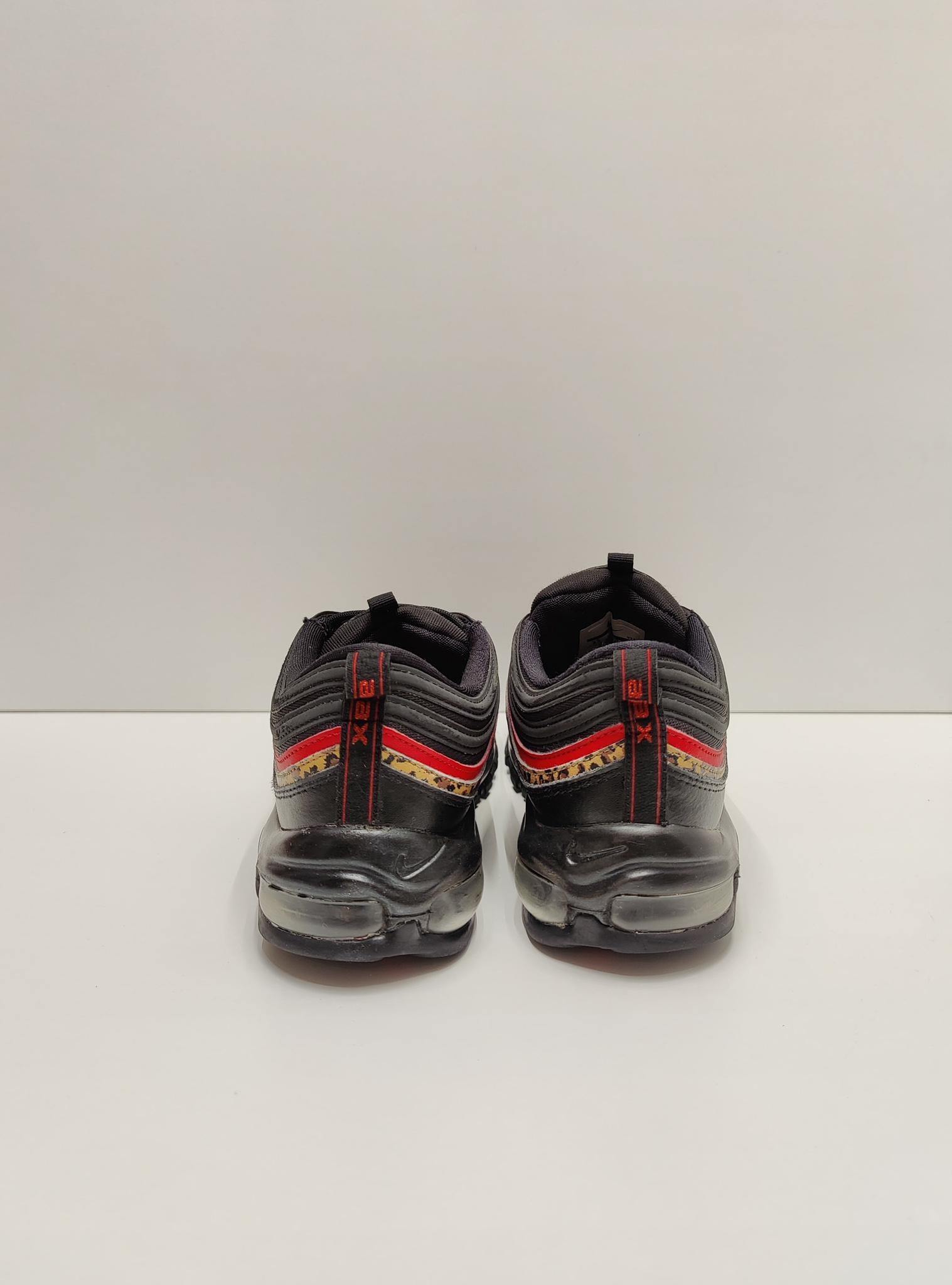 Nike Air Max 97 Leopard Pack Black (W)