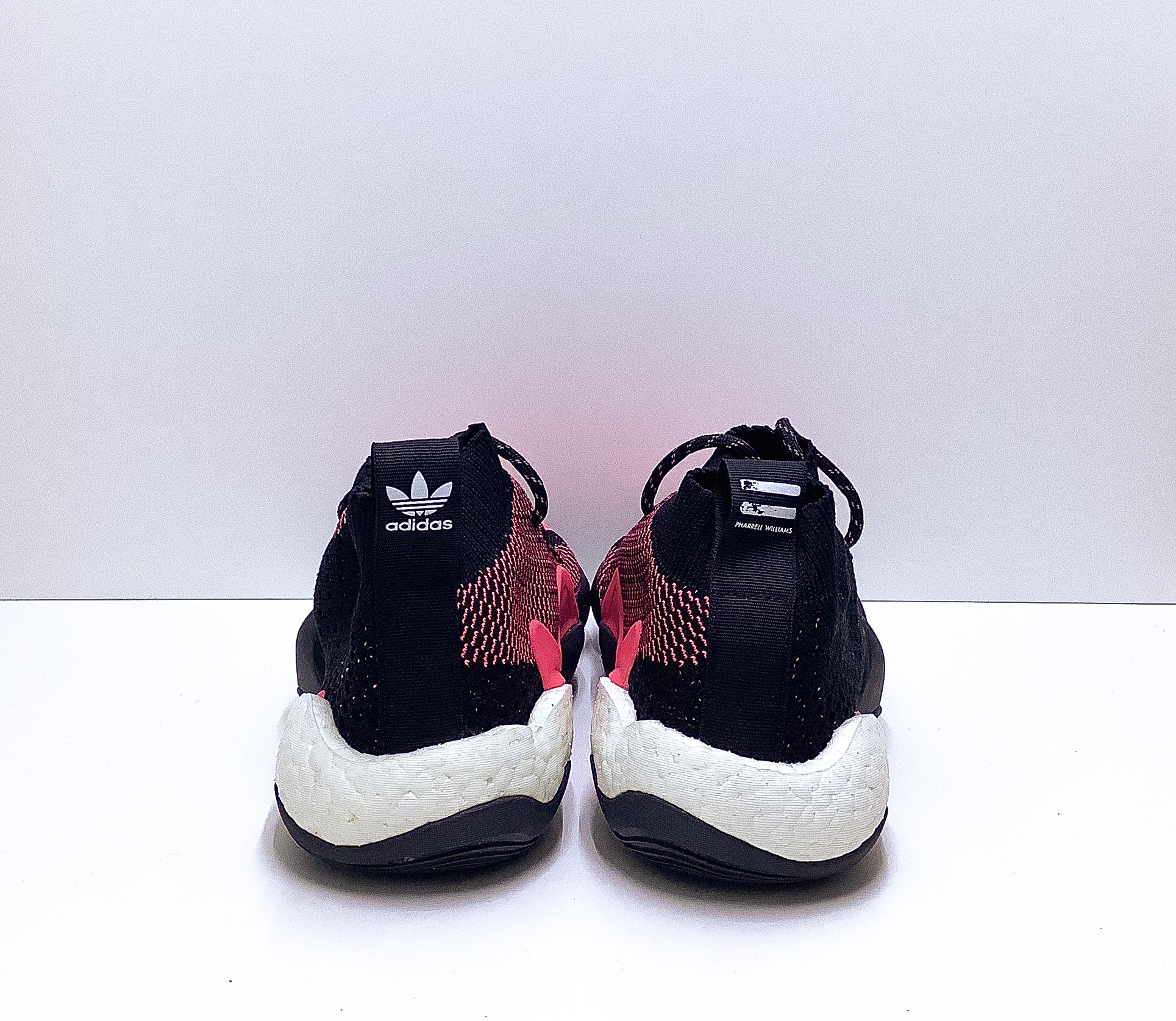 Adidas Crazy BYW LVL X Pharrell Ambition Black