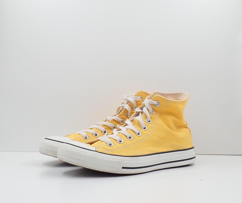 Converse Chuck Taylor All Star High Yellow