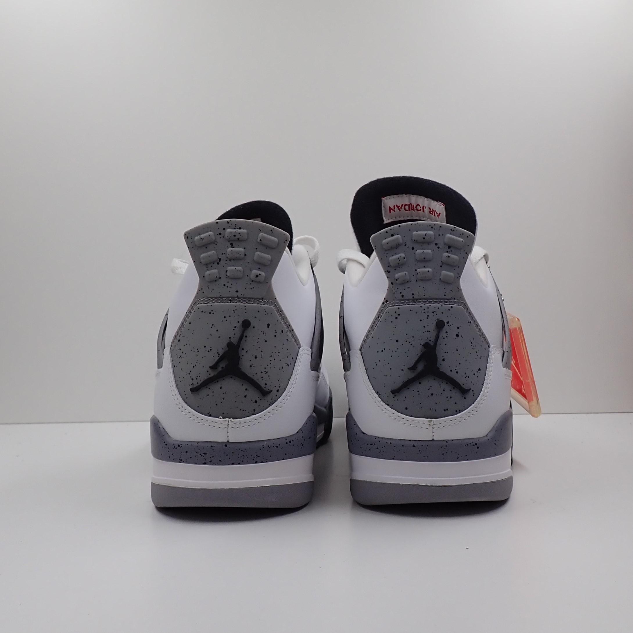 Jordan 4 Retro White Cement (2012)