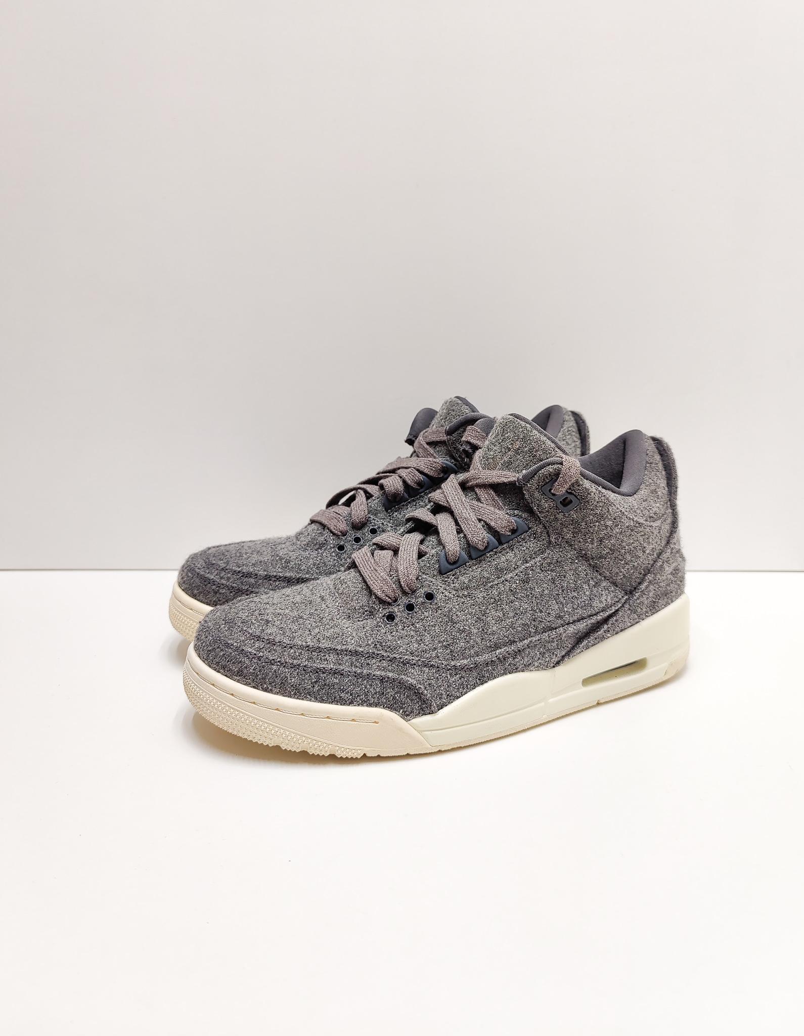 Jordan 3 Retro Wool