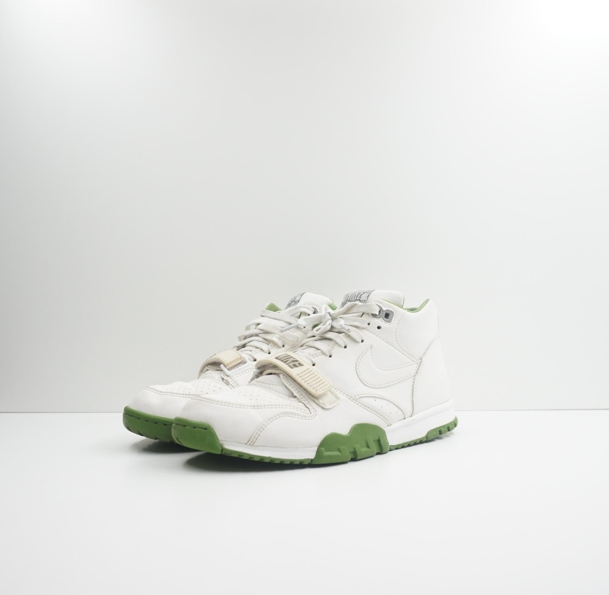Nike Fragment Design x Air Trainer 1 Mid SP White Chlorophyll