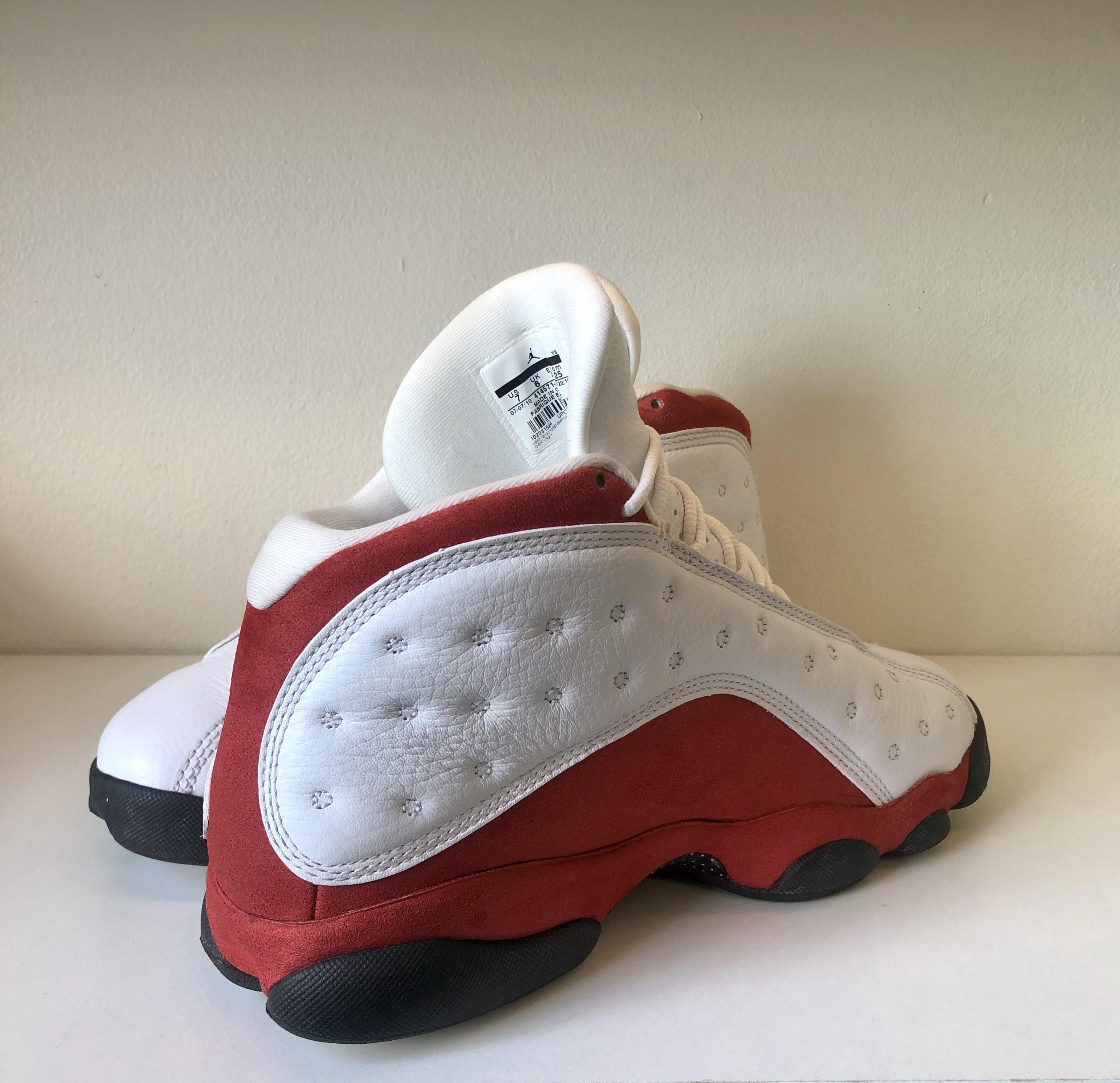 Jordan 13 Retro Cherry