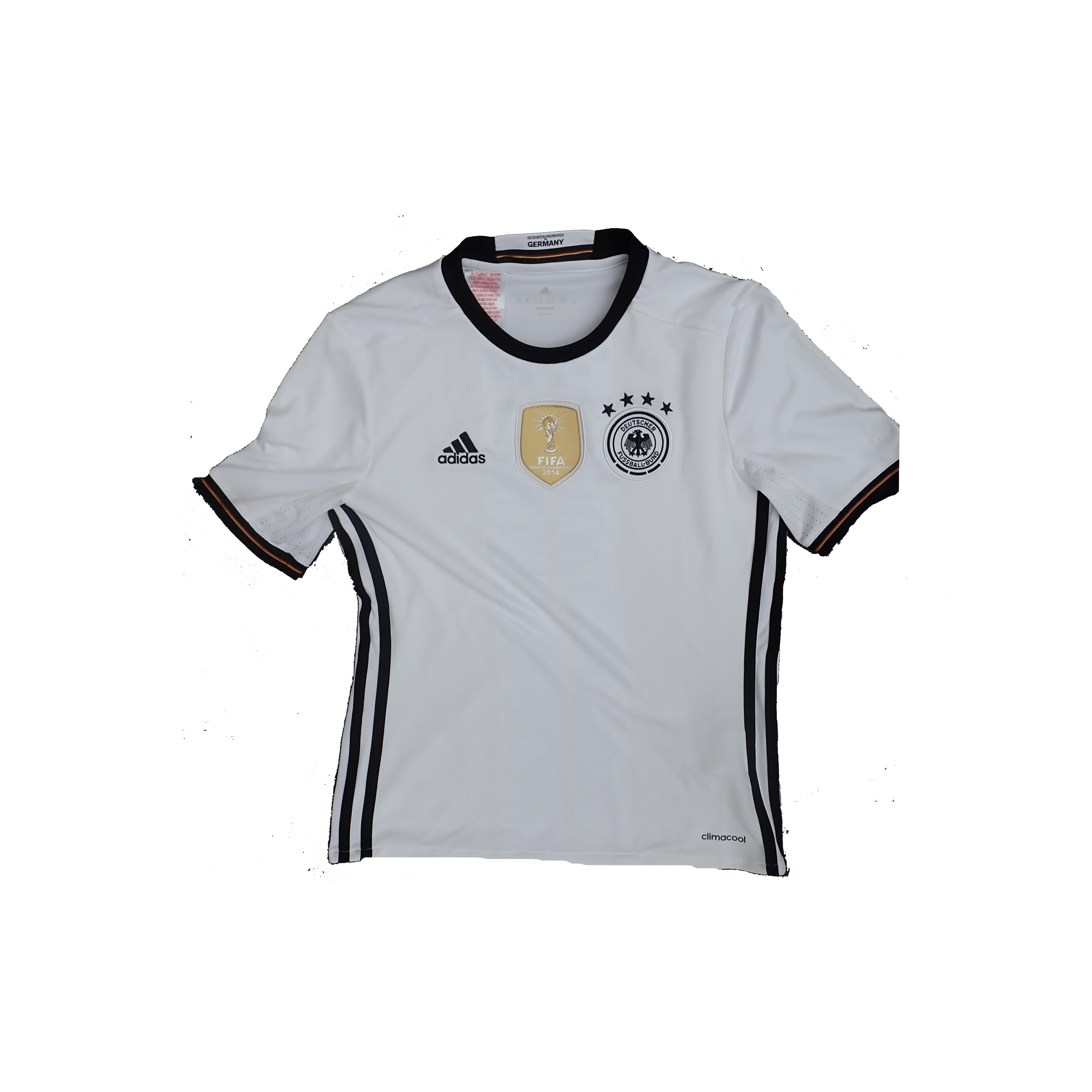 Adidas Germany World Cup 2014 Jersey