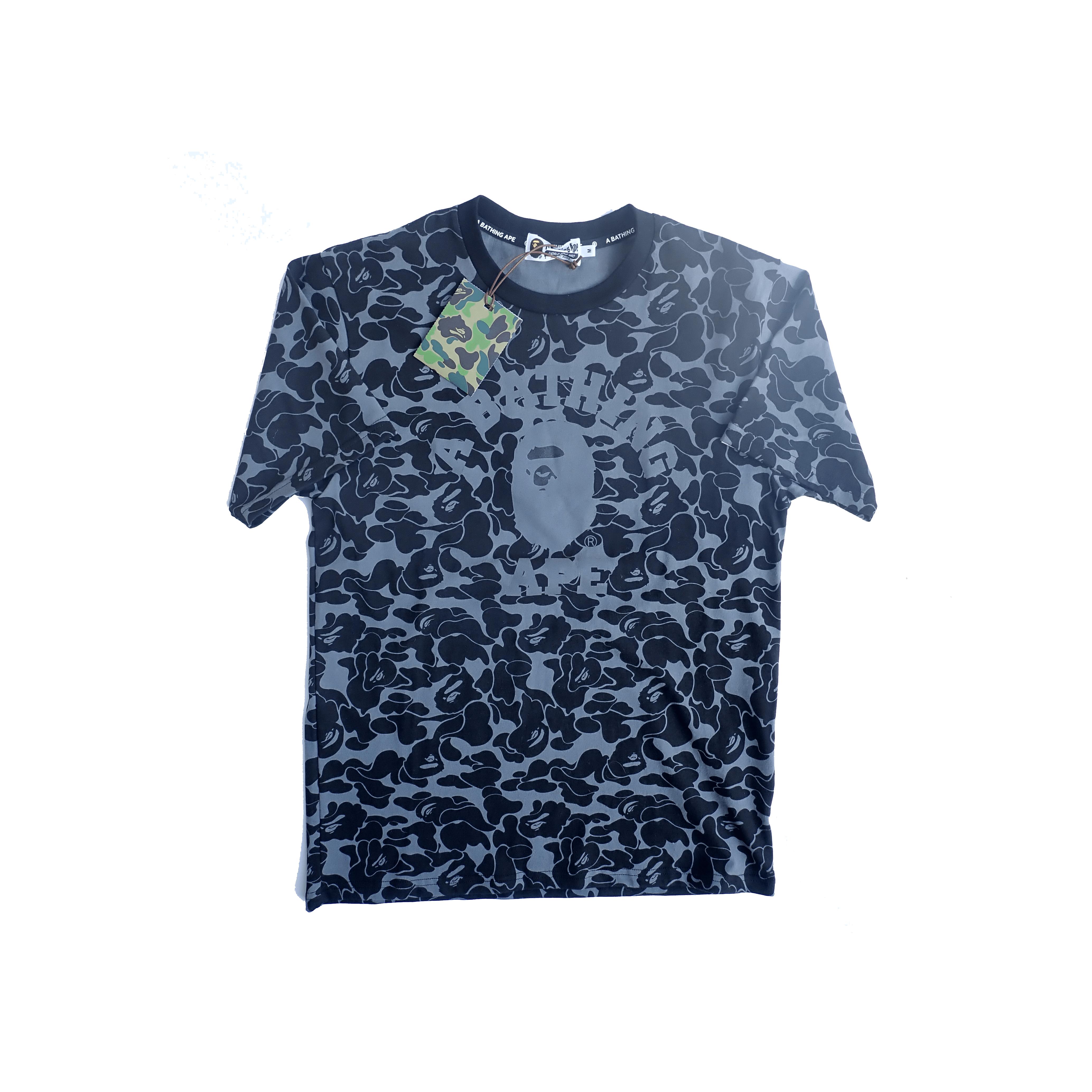 Bape Camo T Shirt