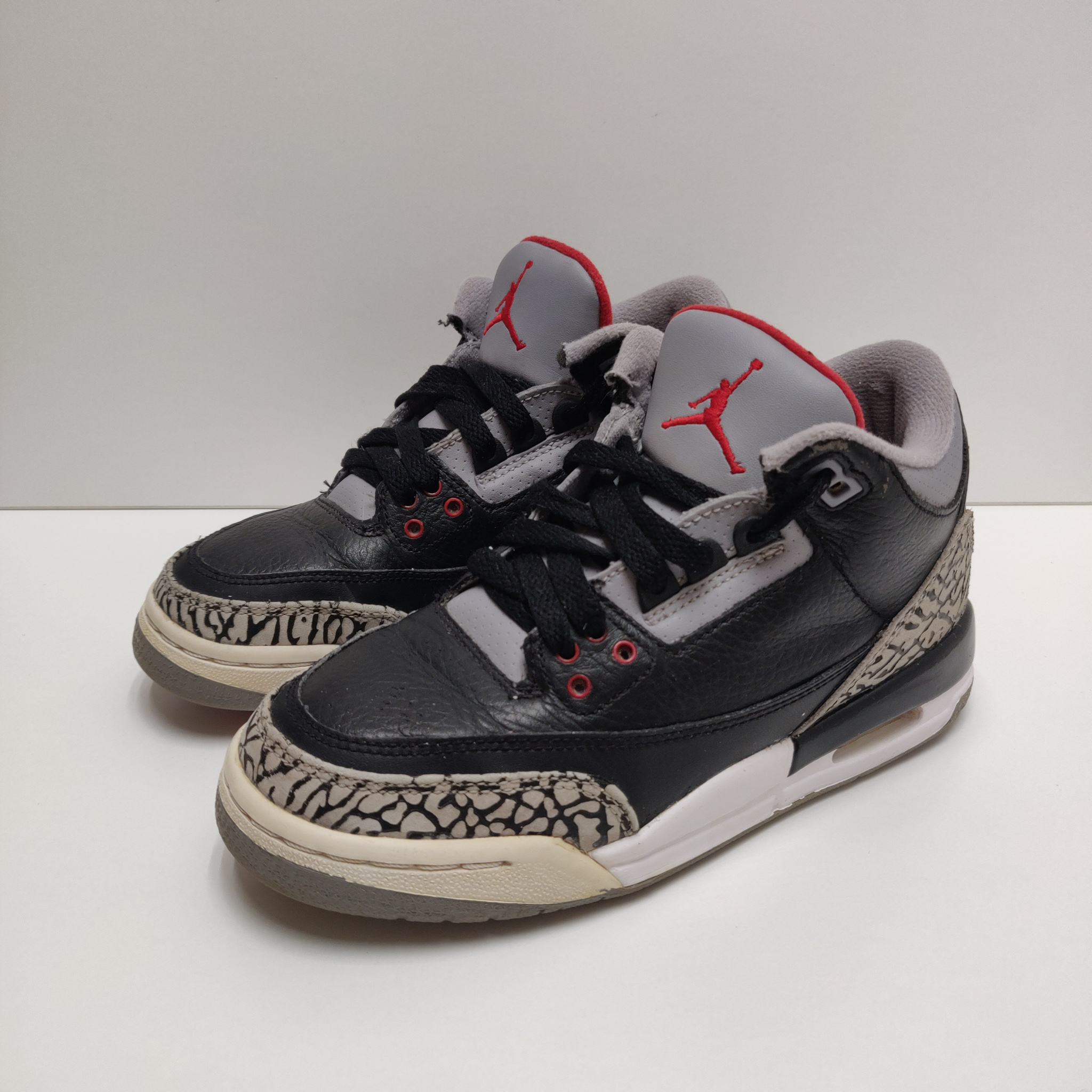Jordan 3 Retro Black Cement (GS)