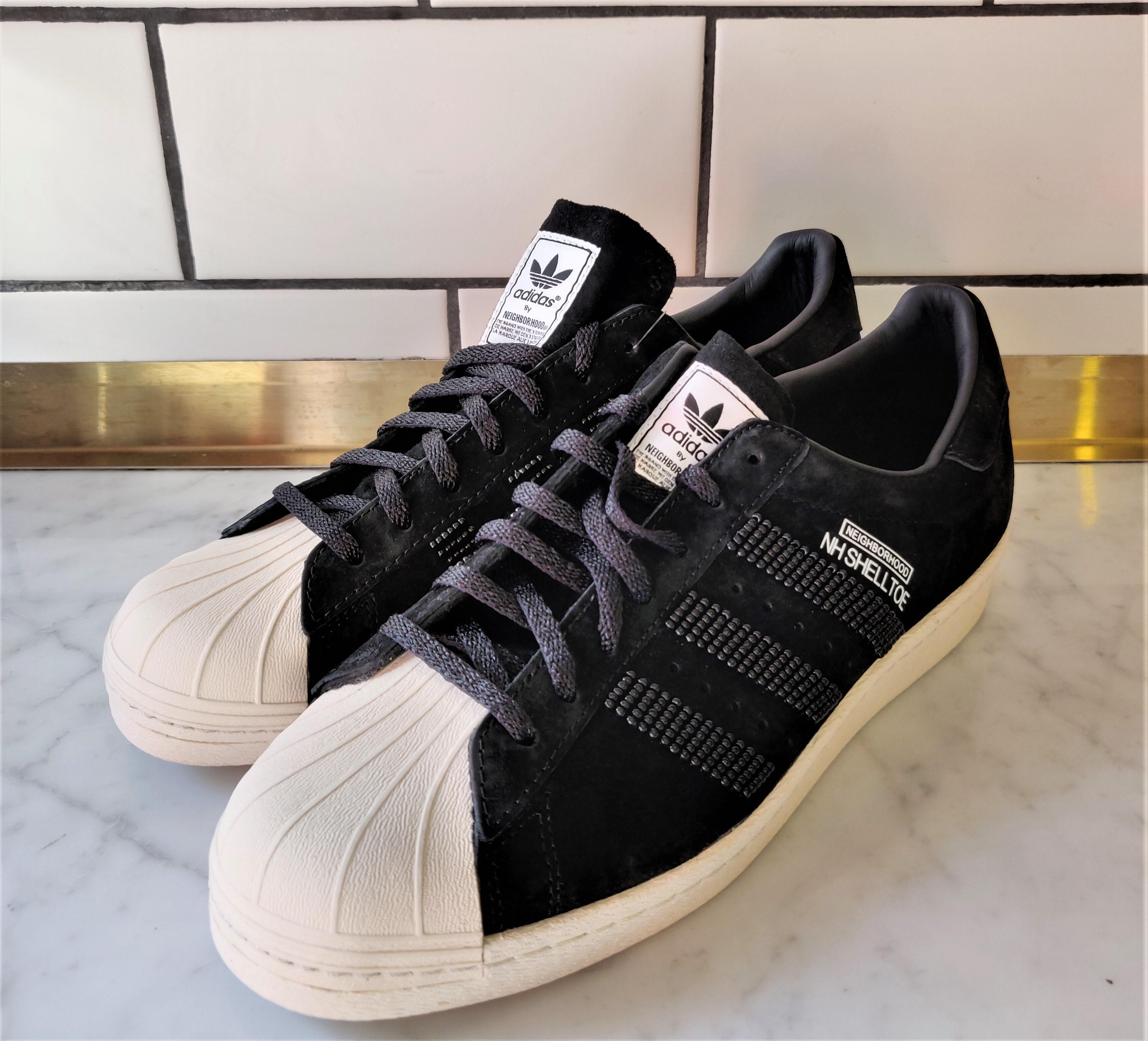 Adidas superstar Nh Shelltoe