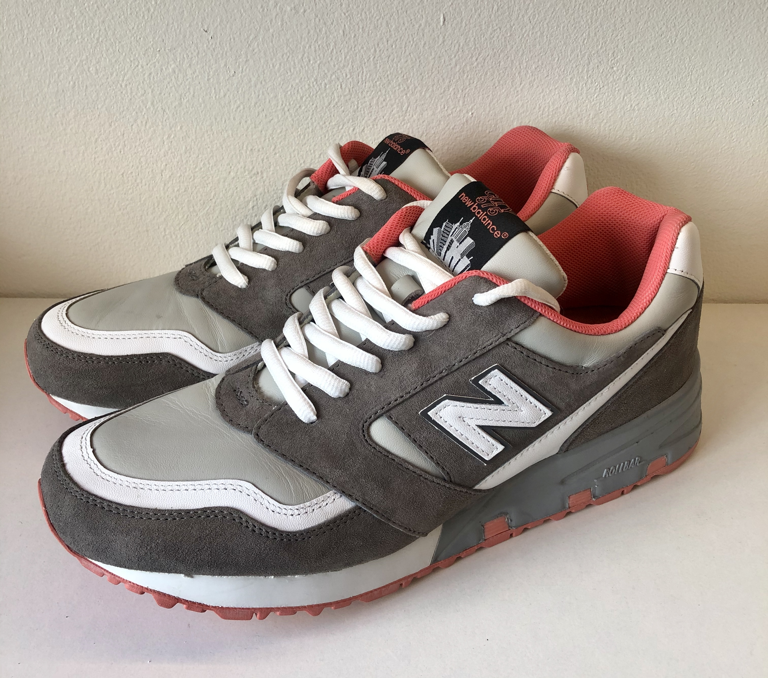 New Balance 575 Staple Pigeon Grey
