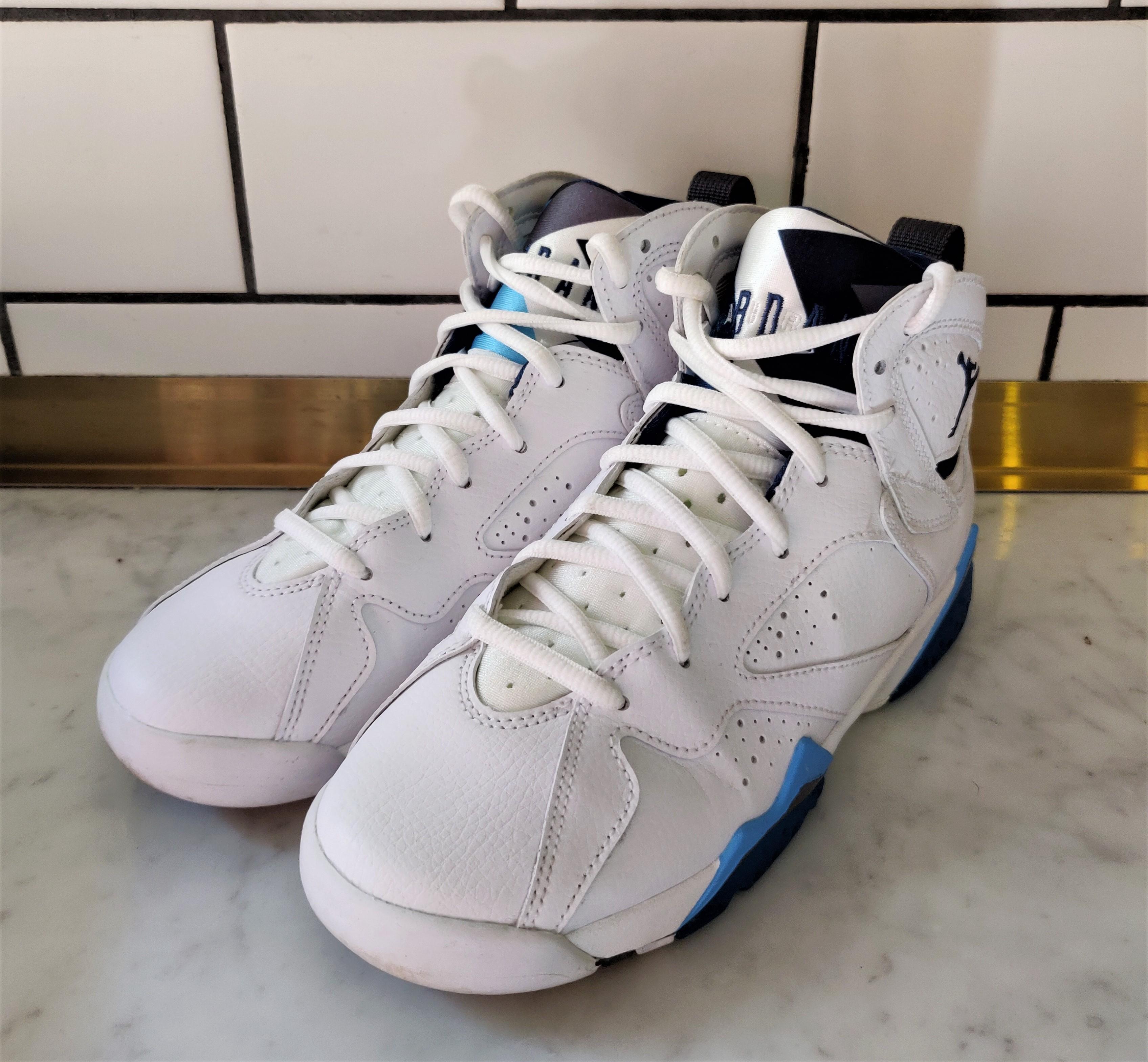 Jordan 7 Retro French Blue GS