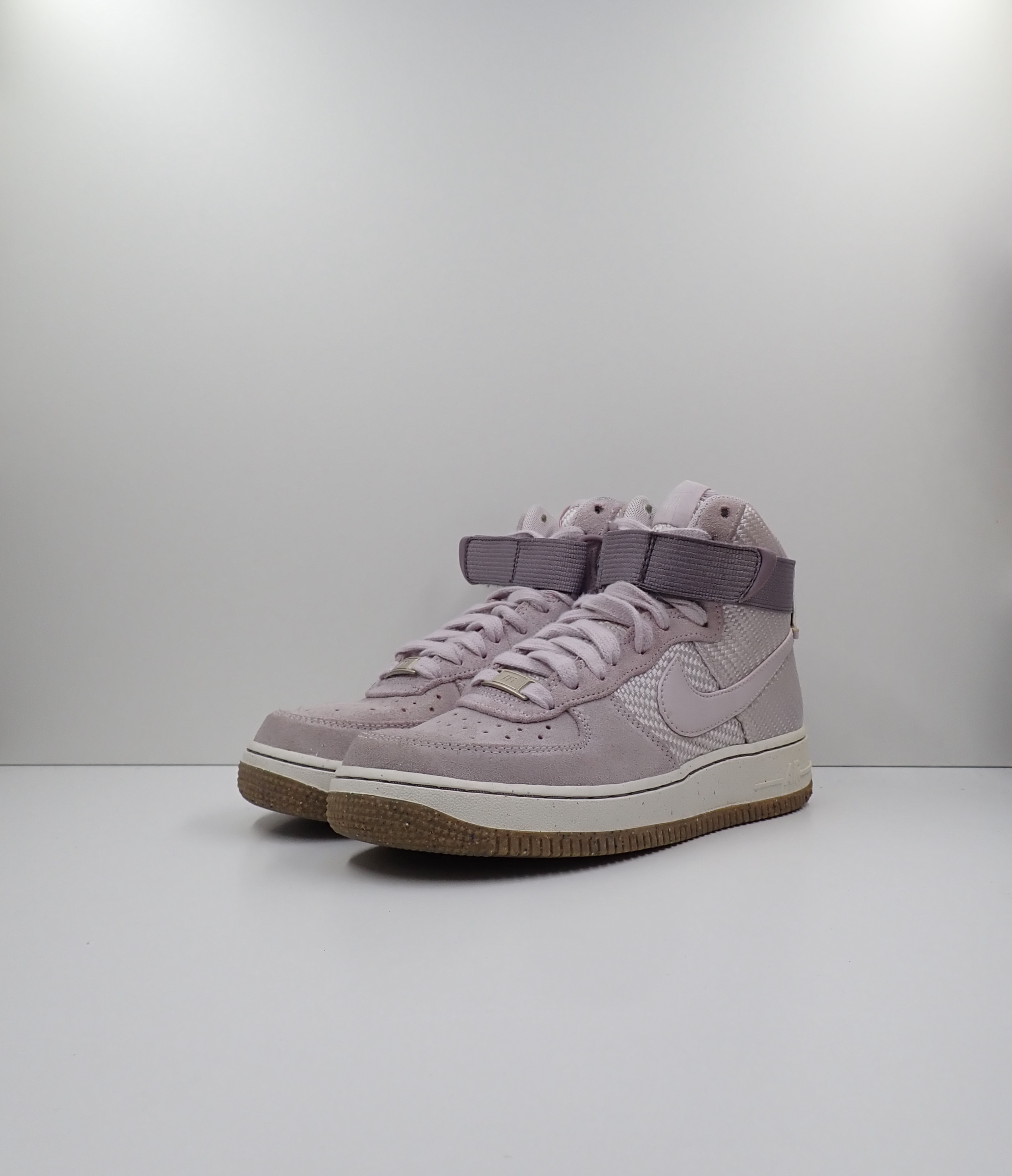 Nike Air Force 1 Hi Prm Bleached Lilac Lilas Delave (W)