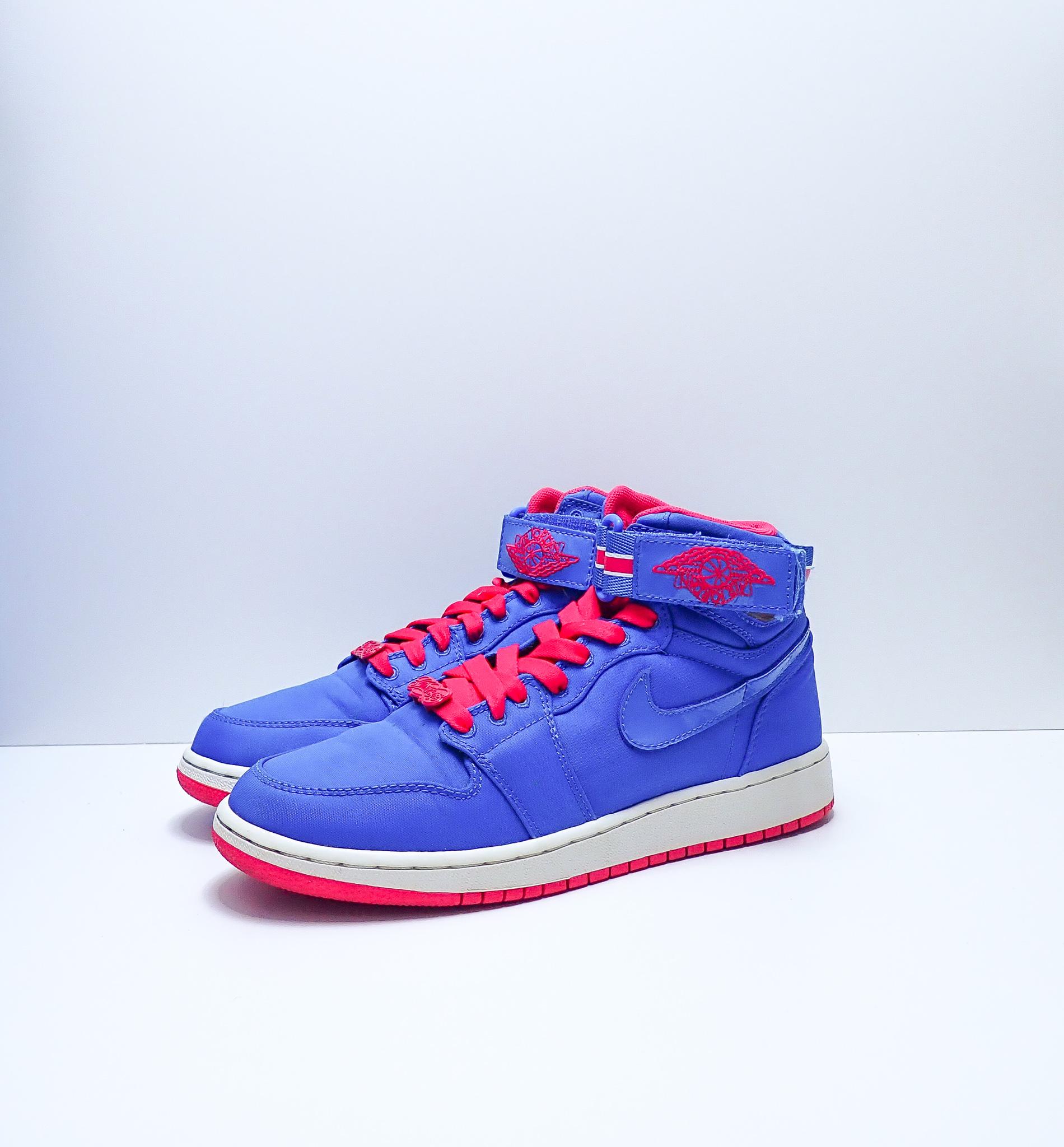 Jordan 1 Hi Strap GS Blue