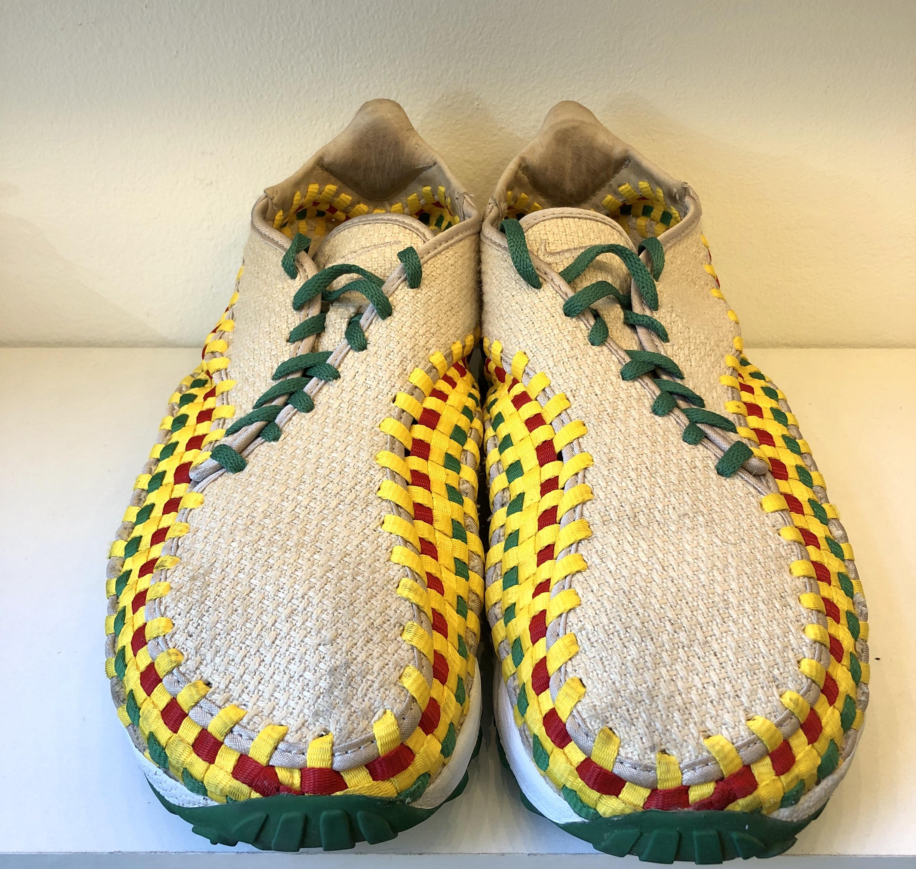 Nike CLOT x Air Footscape Woven ACU
