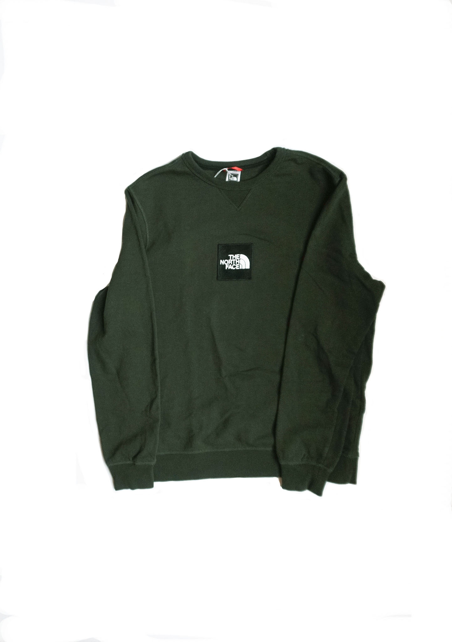 The North Face Crew Green