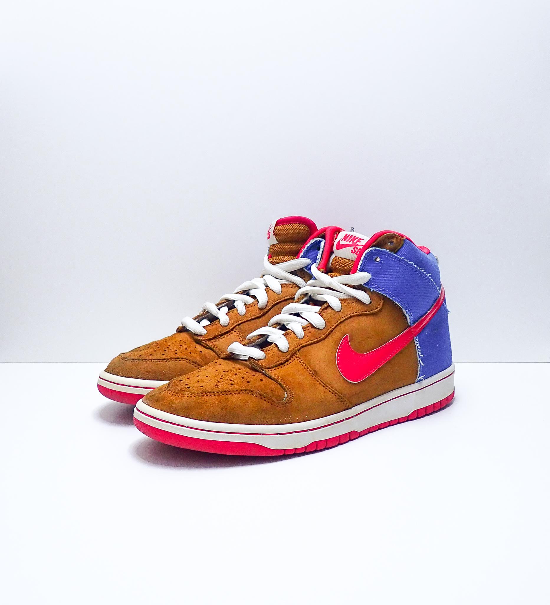 Nike Dunk High Pro SB Mr. Todd Bratrud