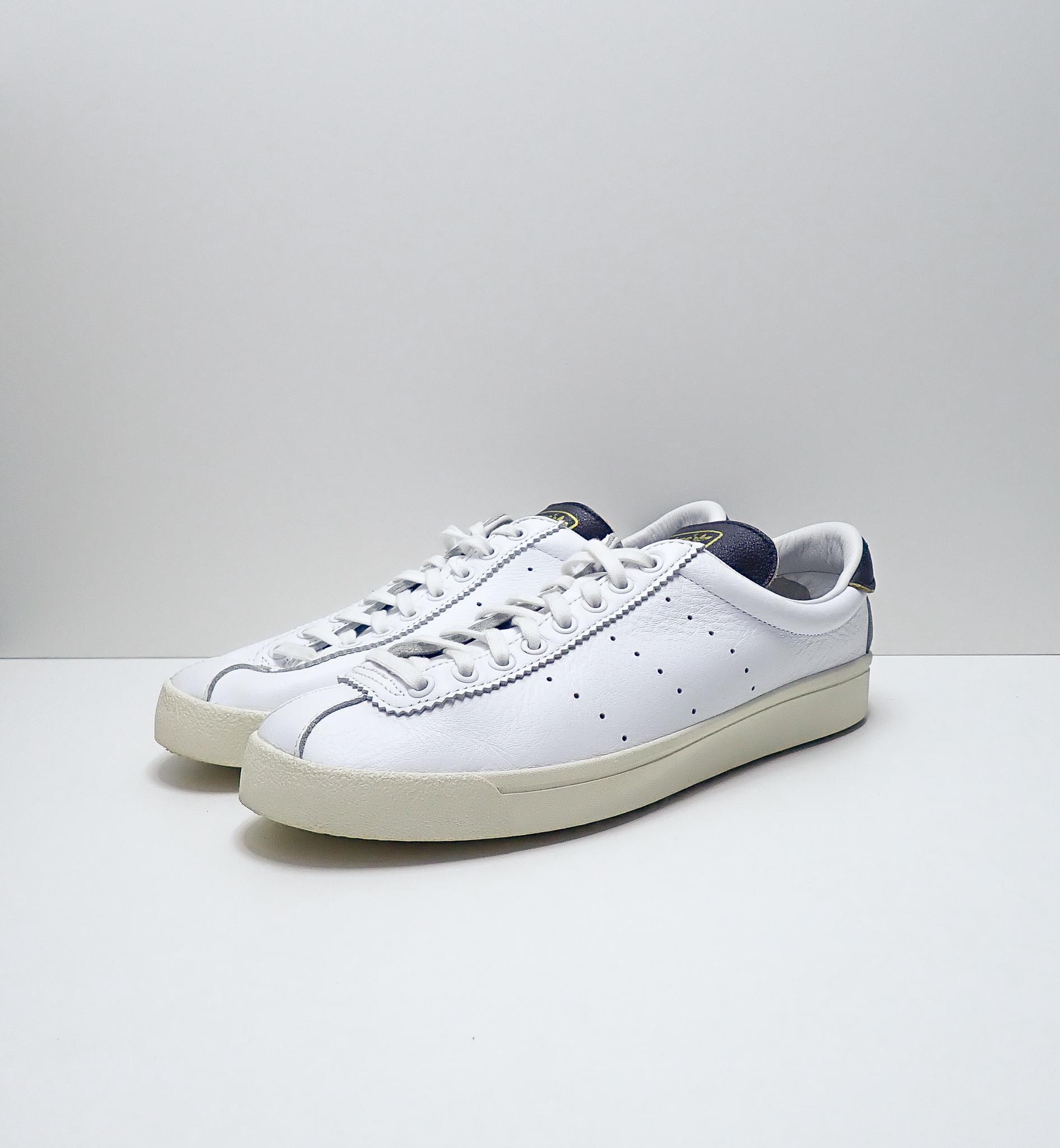 Adidas lacombe white