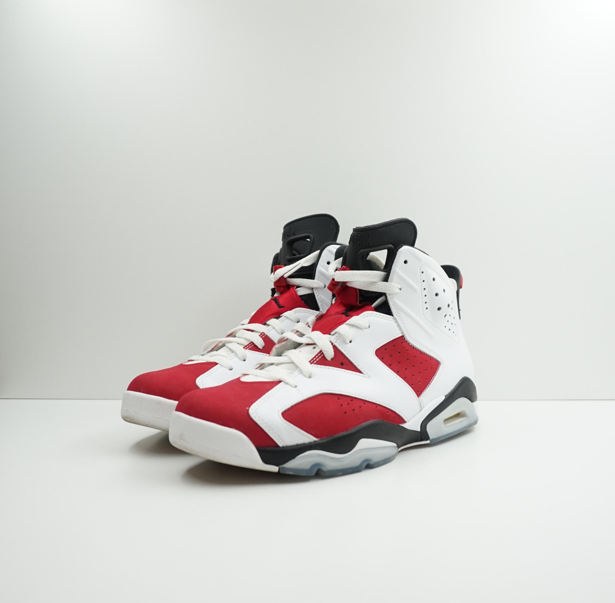 Jordan 6 Retro Carmine (2014)