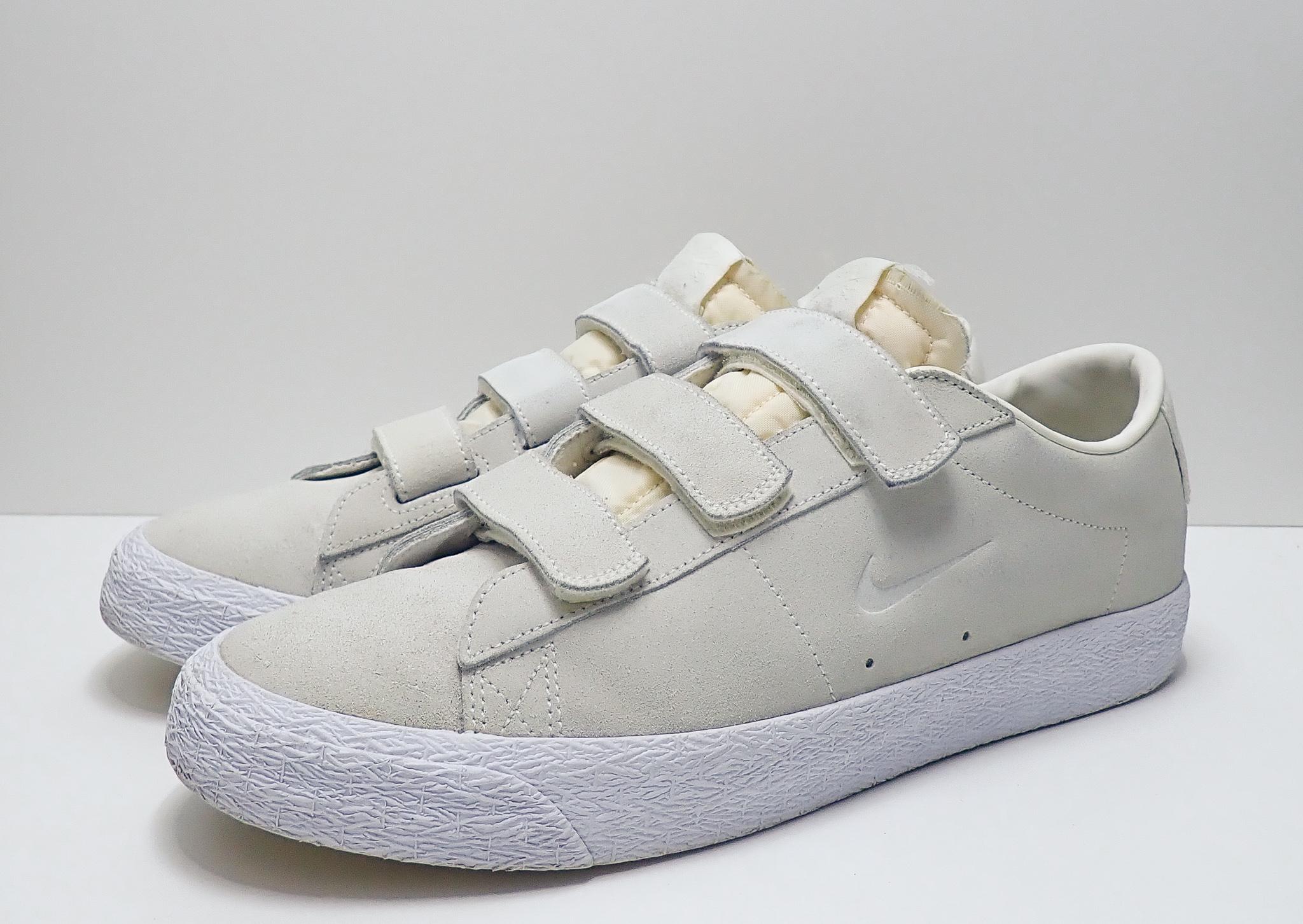 Nike SB Blazer Low AC Numbers Sail