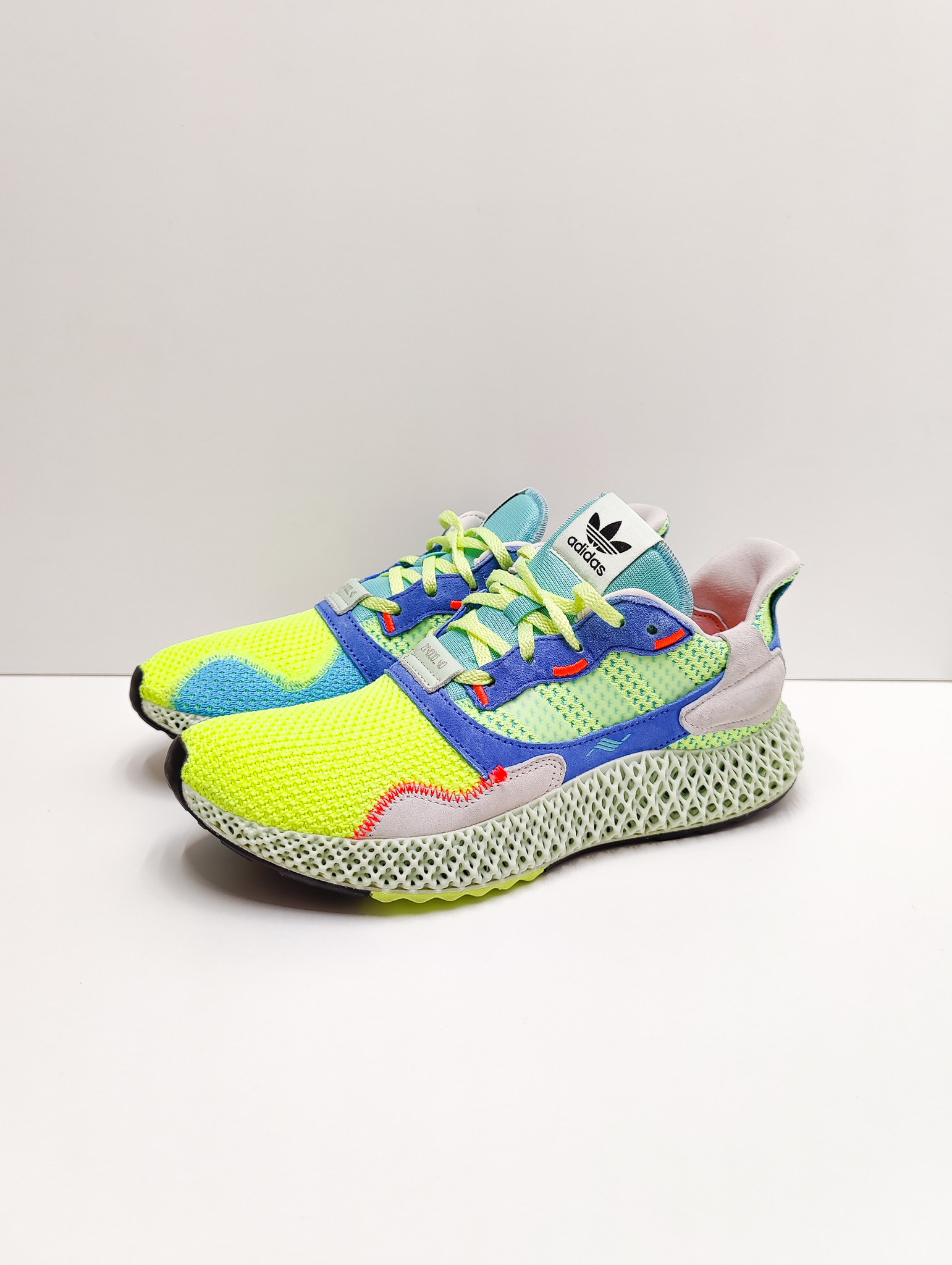 Adidas ZX4000 4D Easy Mint
