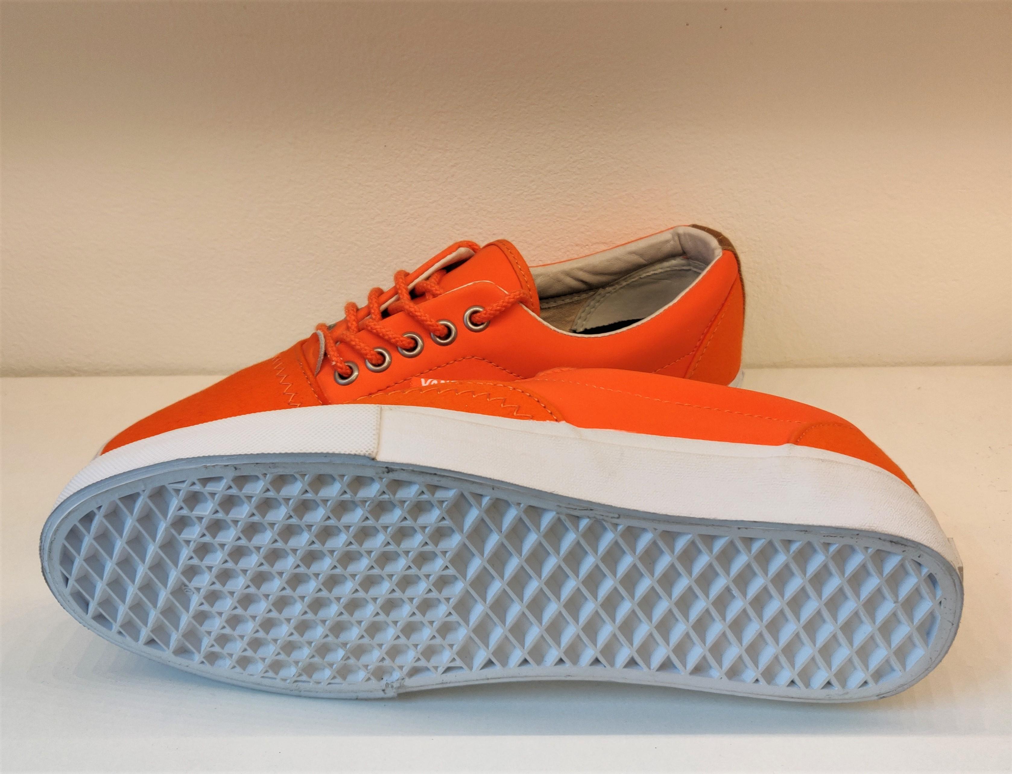 Vans Carhartt Orange