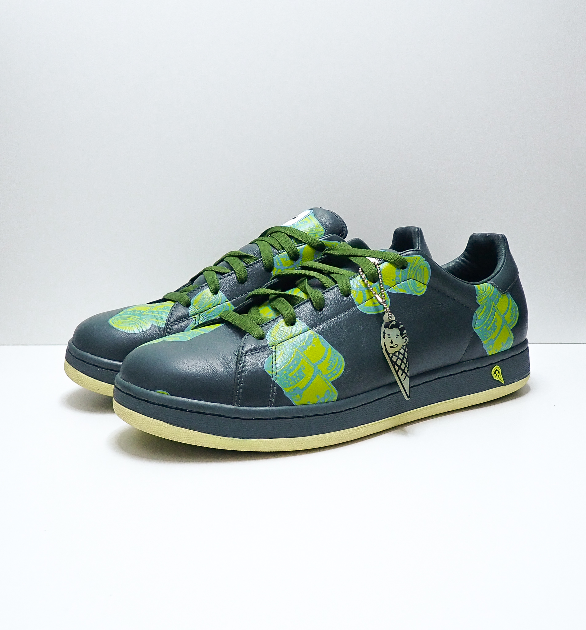 Reebok Ice Cream Low Green Money Roll