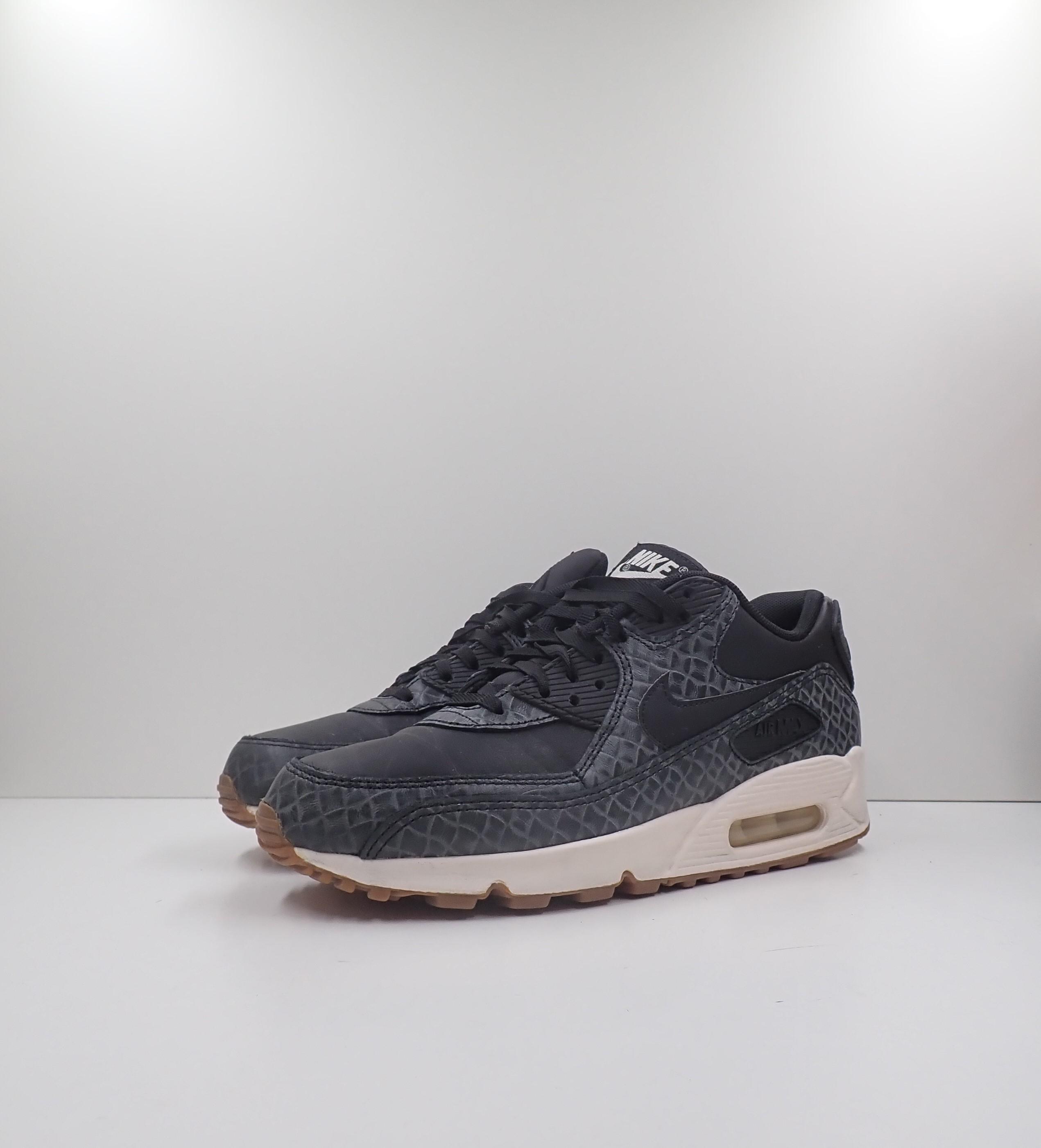 Nike Wmns Air Max 90 Premium Low Black