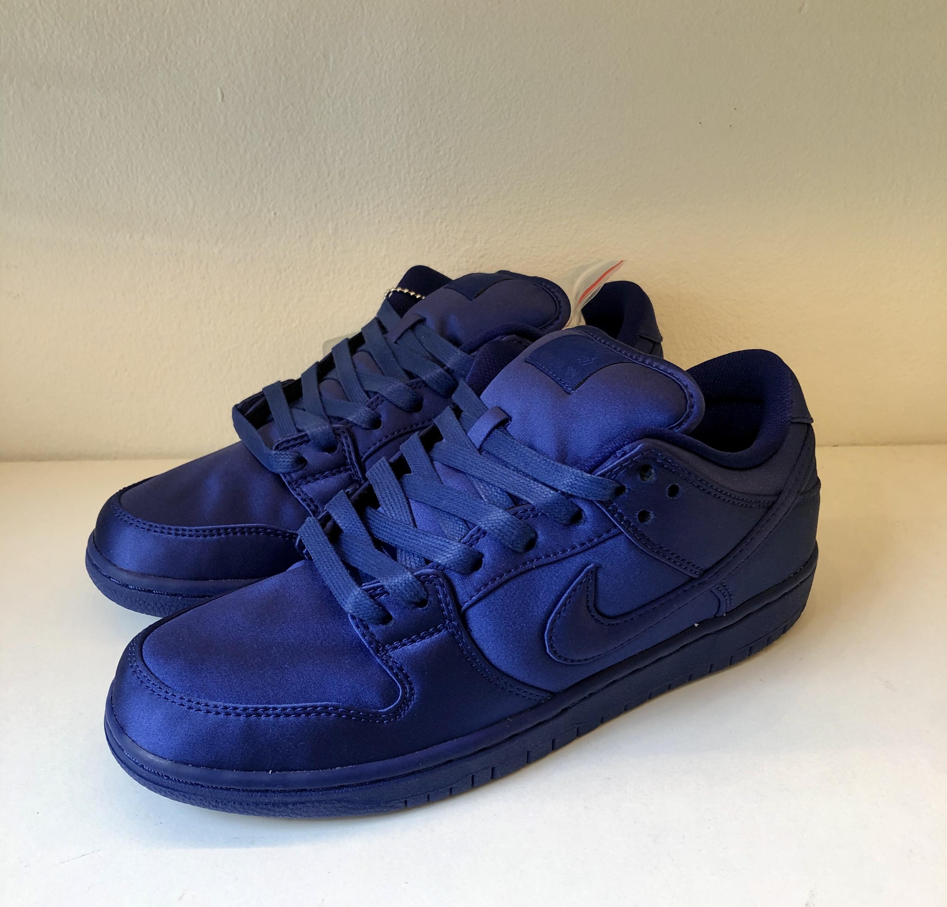 Nike SB Dunk Low NBA Deep Royal Blue