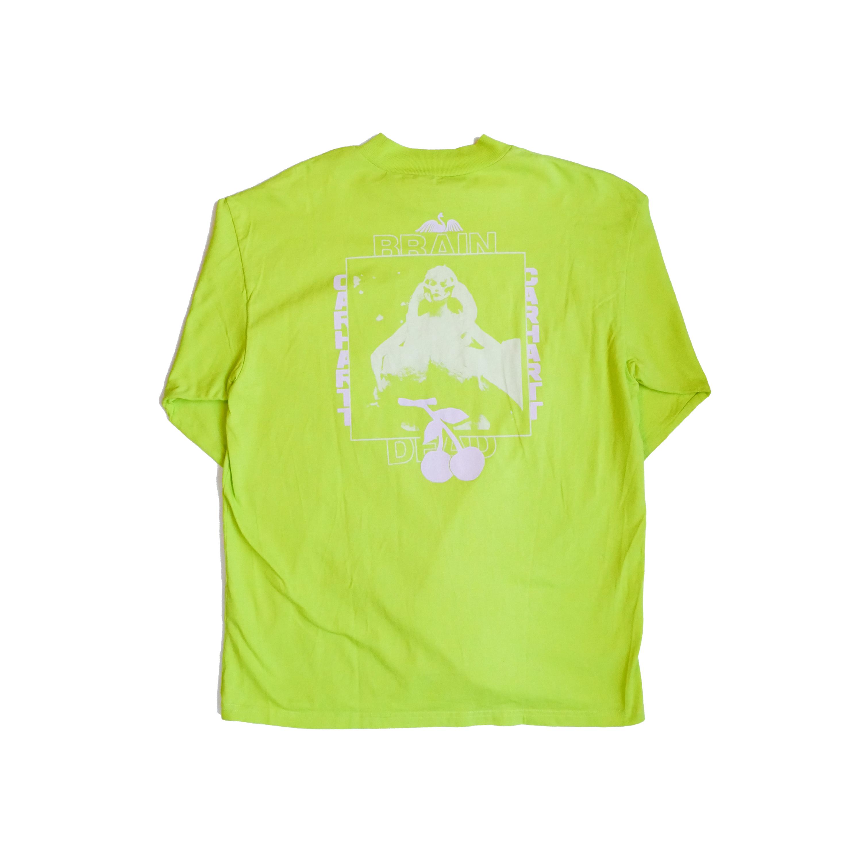 Brain Dead x Carhartt WIP Swan Mock Neck Longsleeve T Shirt