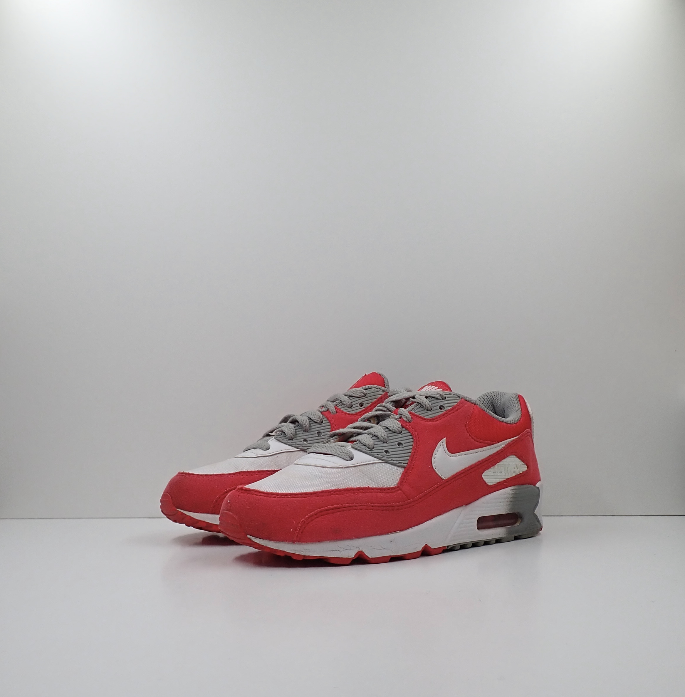 Nike Wmns Air Max 90 'Challenge Red'