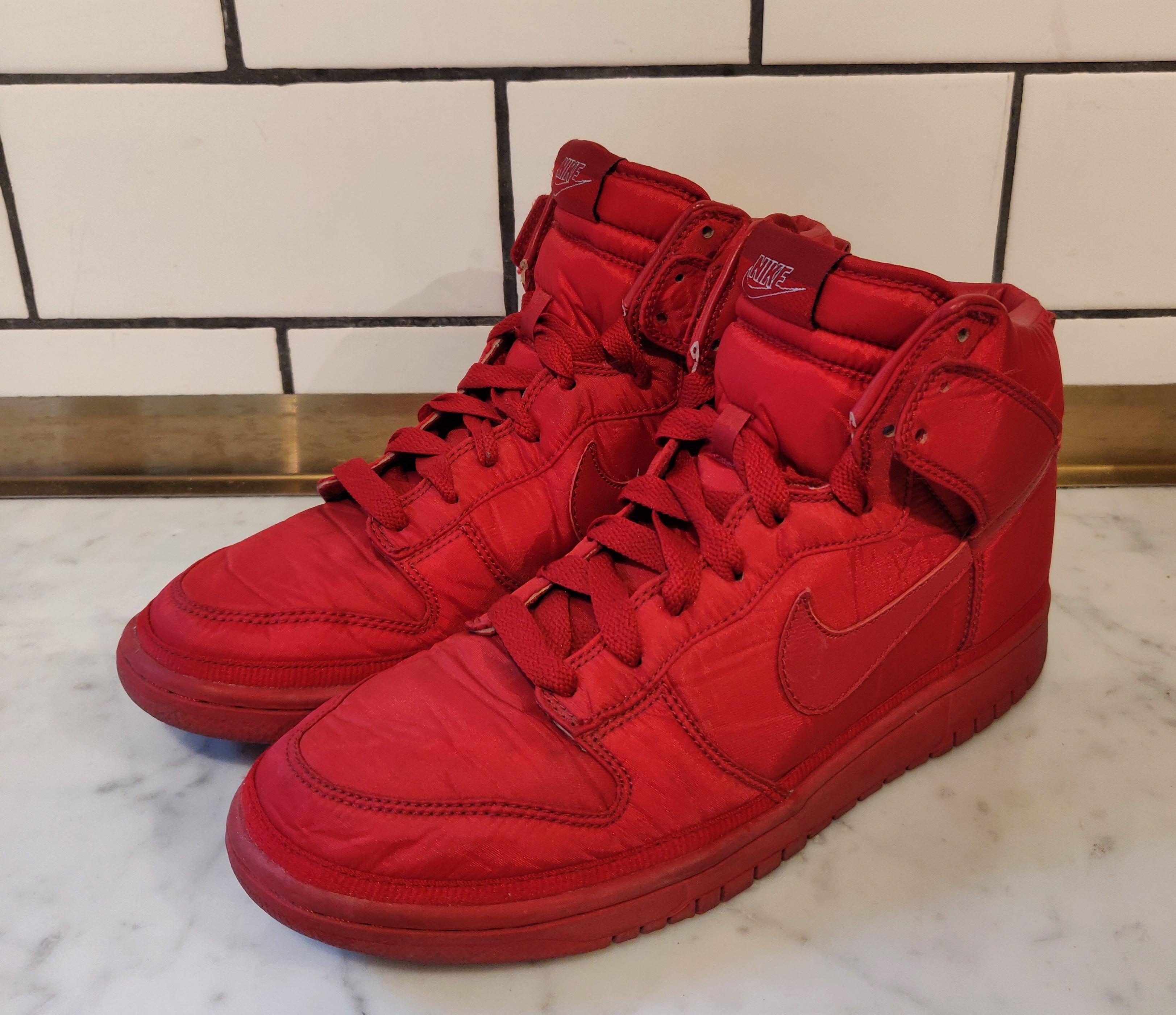 Nike Dunk High Vandal