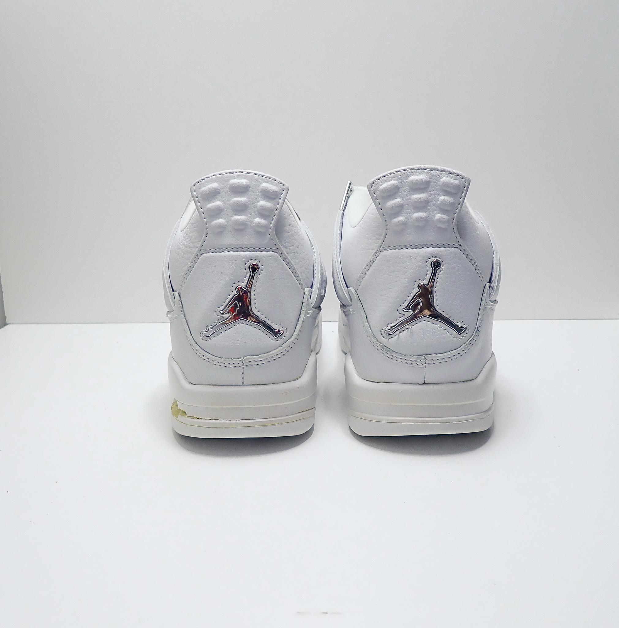 Ej för användning Jordan 4 Retro Bling